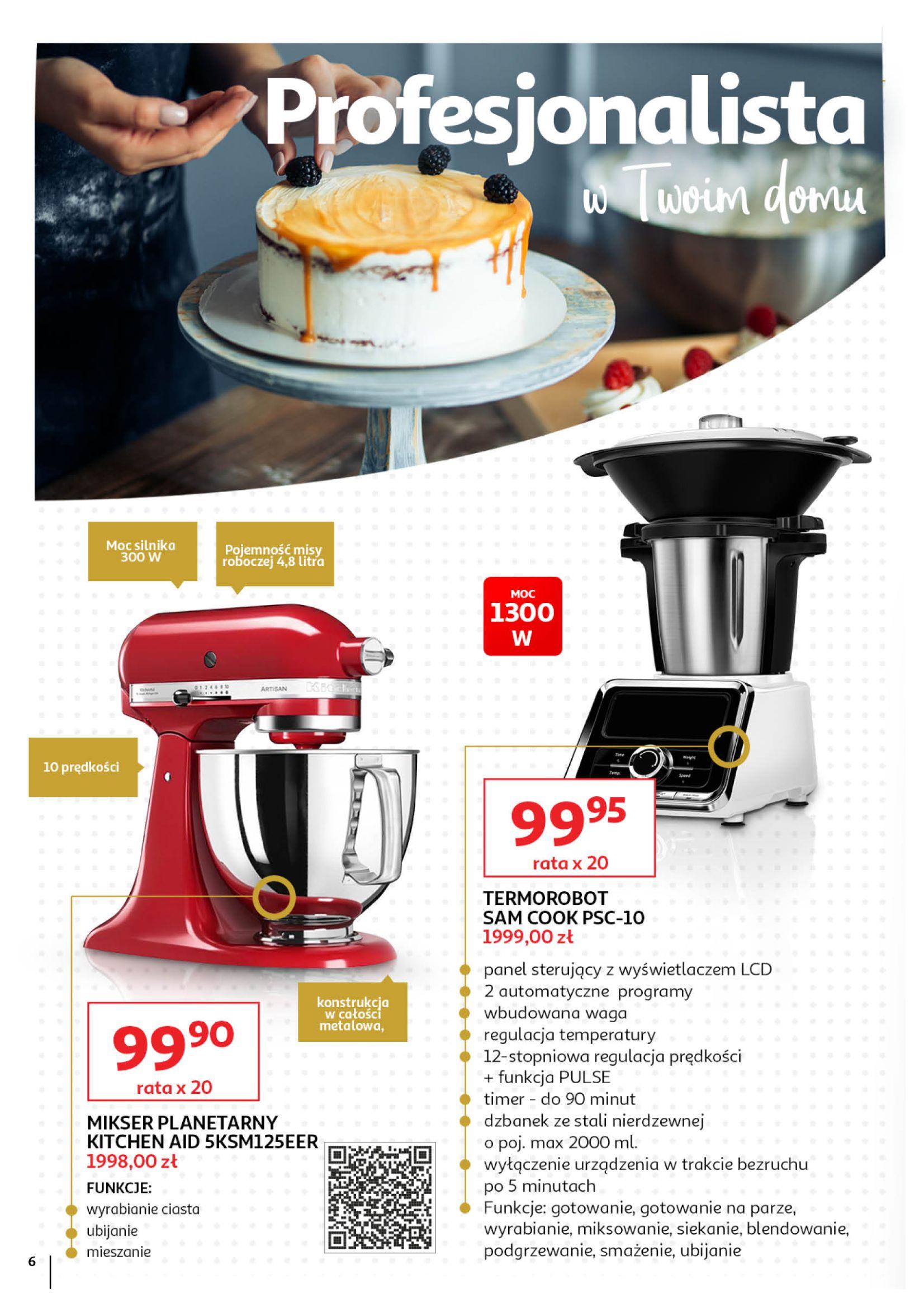 Gazetka Auchan - Oferta Auchan Premium Hipermarkety-01.11.2019-27.11.2019-page-6