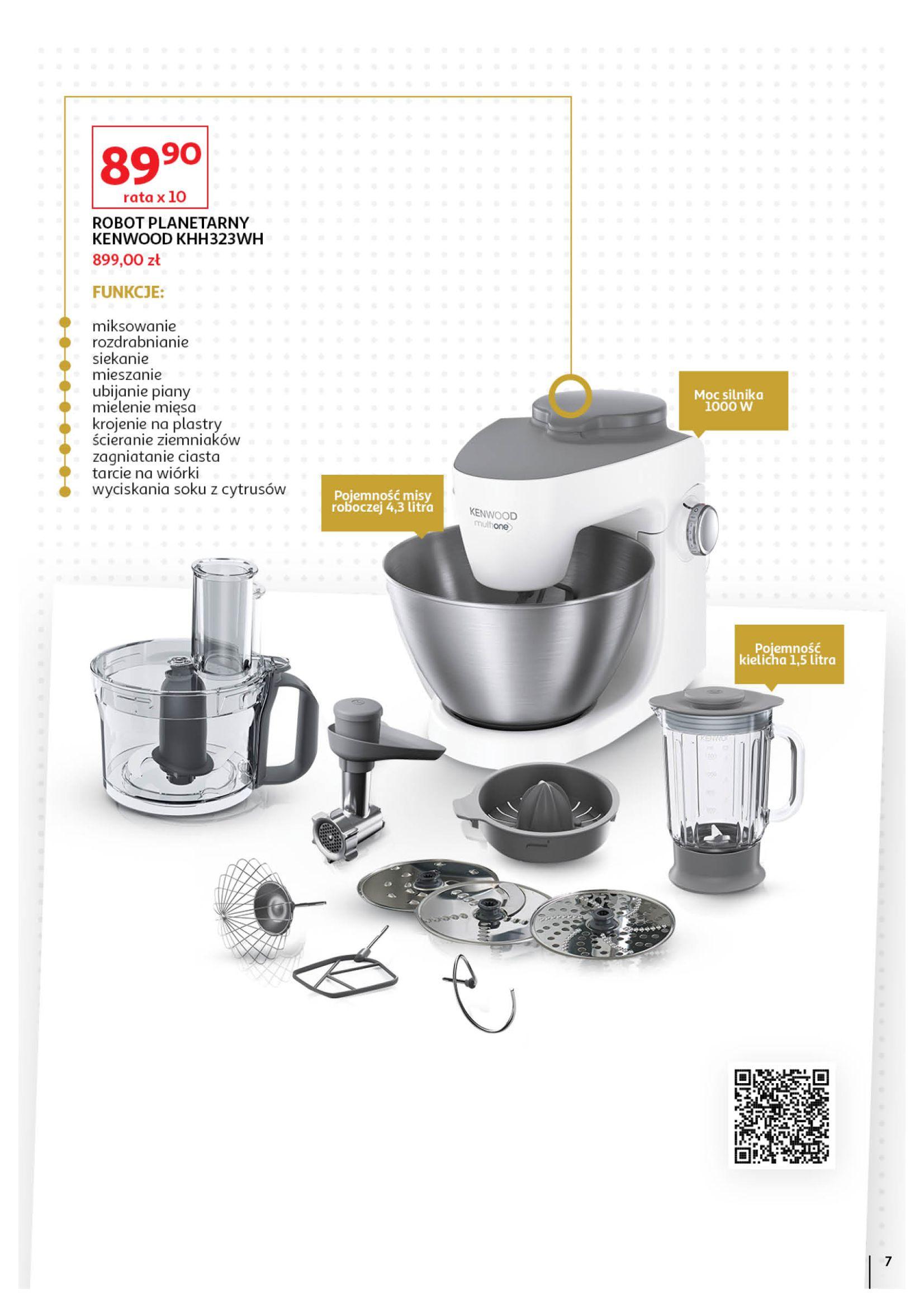 Gazetka Auchan - Oferta Auchan Premium Hipermarkety-01.11.2019-27.11.2019-page-7