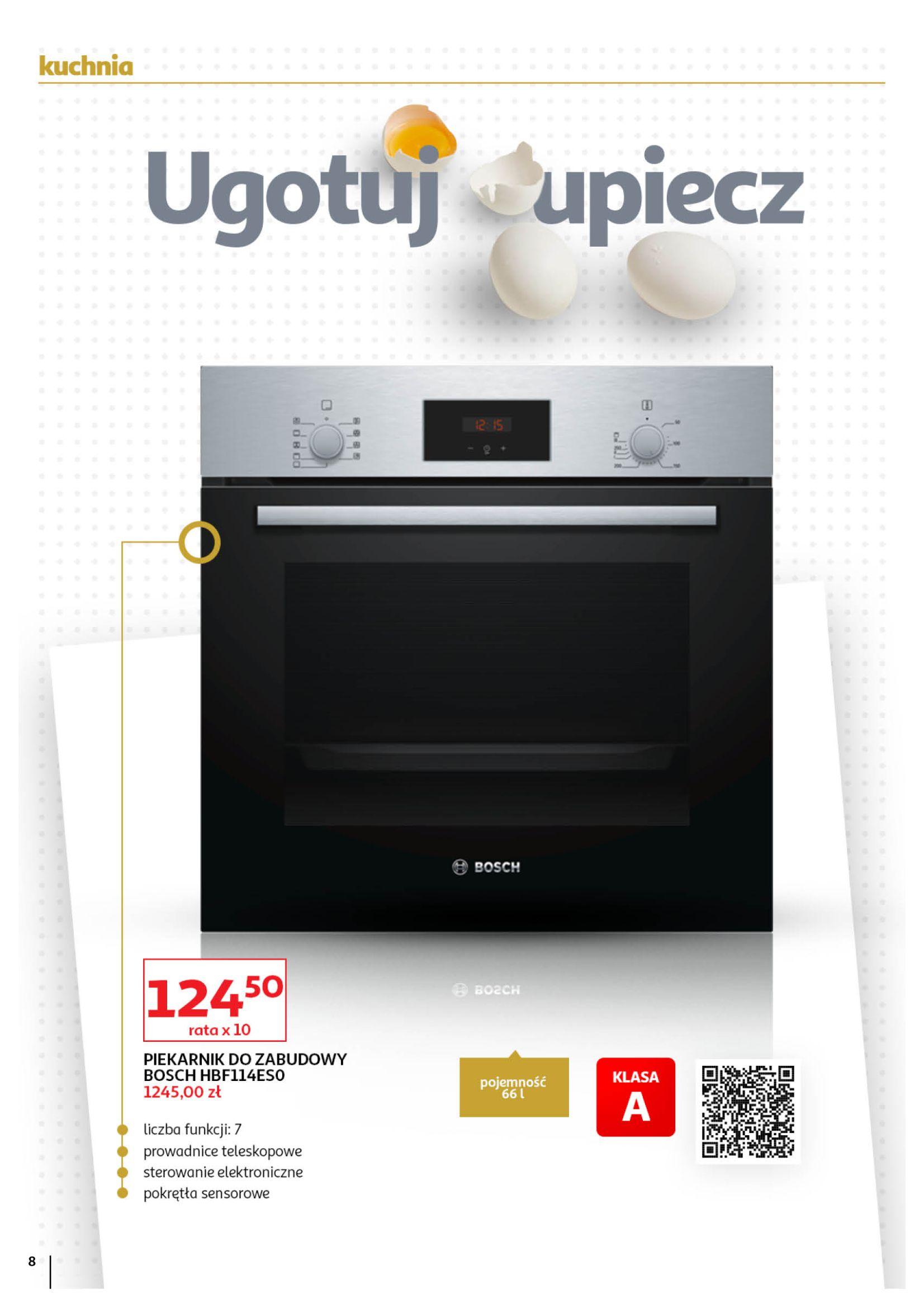 Gazetka Auchan - Oferta Auchan Premium Hipermarkety-01.11.2019-27.11.2019-page-8