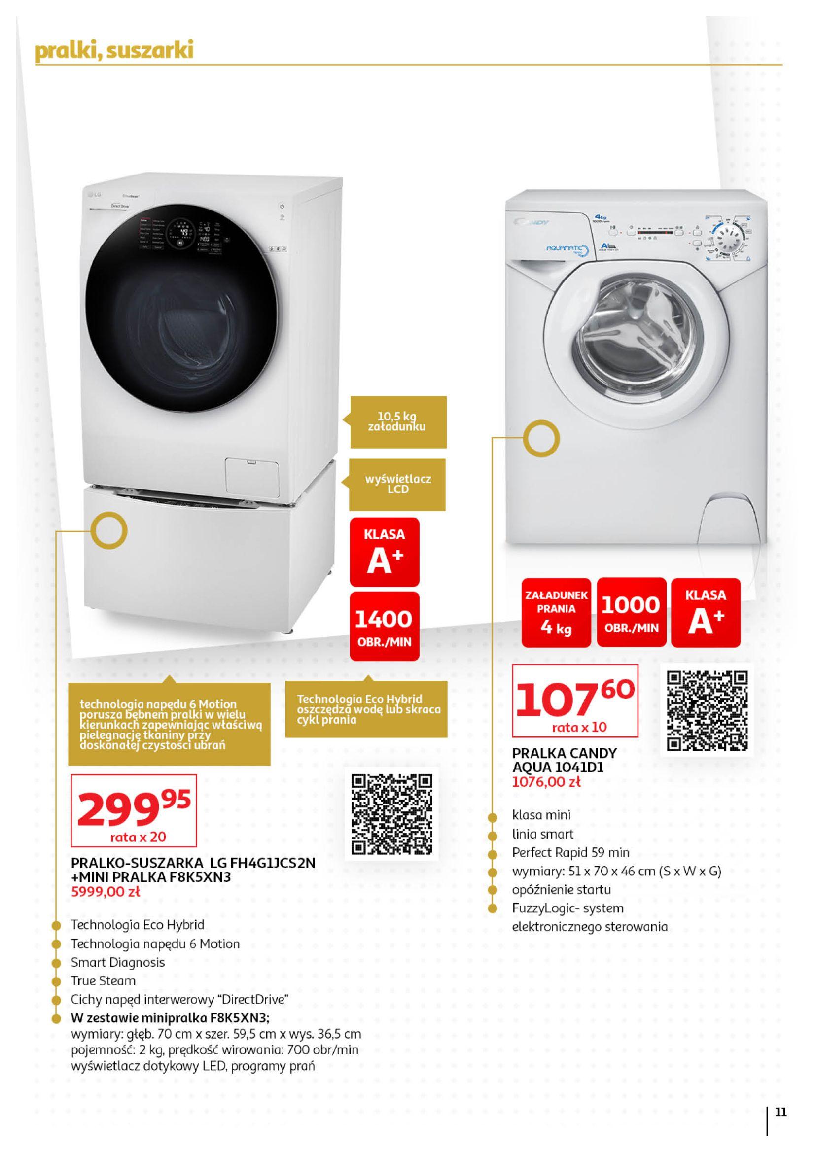 Gazetka Auchan - Oferta Auchan Premium Hipermarkety-01.11.2019-27.11.2019-page-11