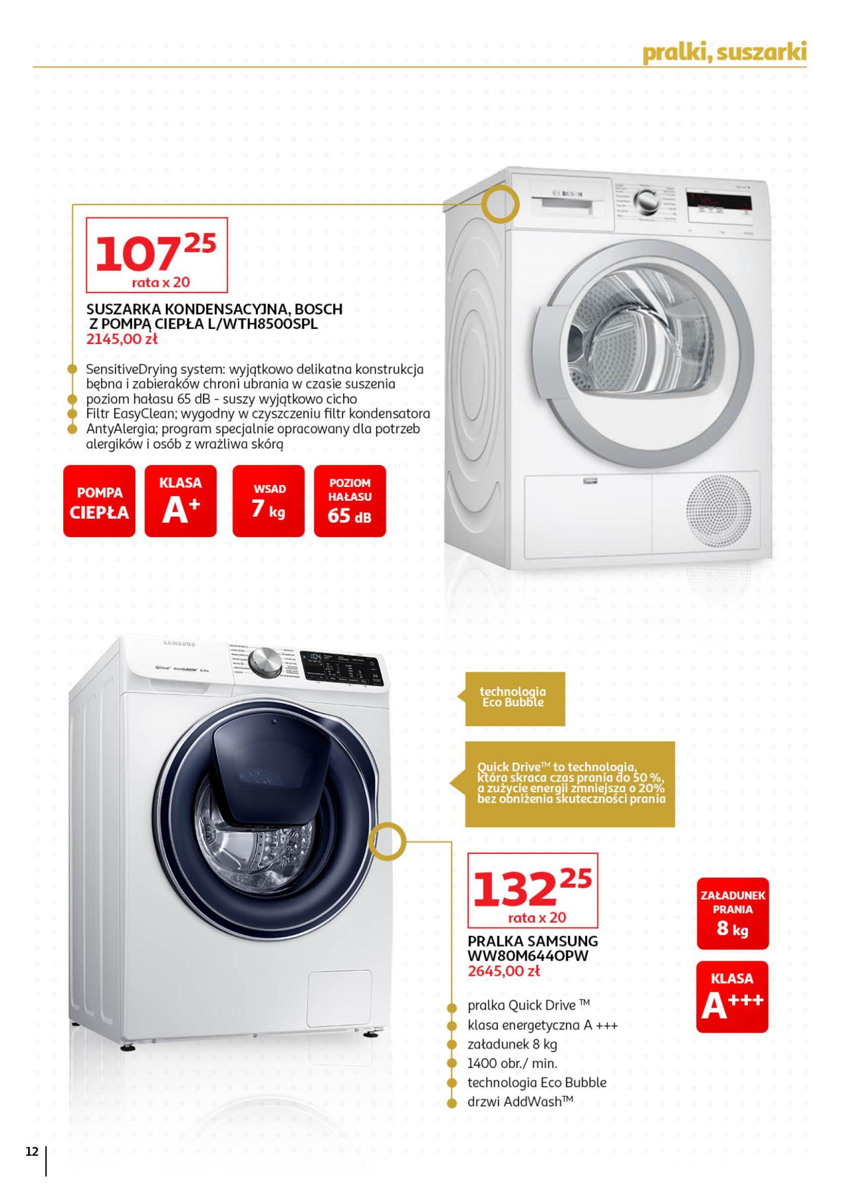 Gazetka Auchan - Oferta Auchan Premium Hipermarkety-01.11.2019-27.11.2019-page-12