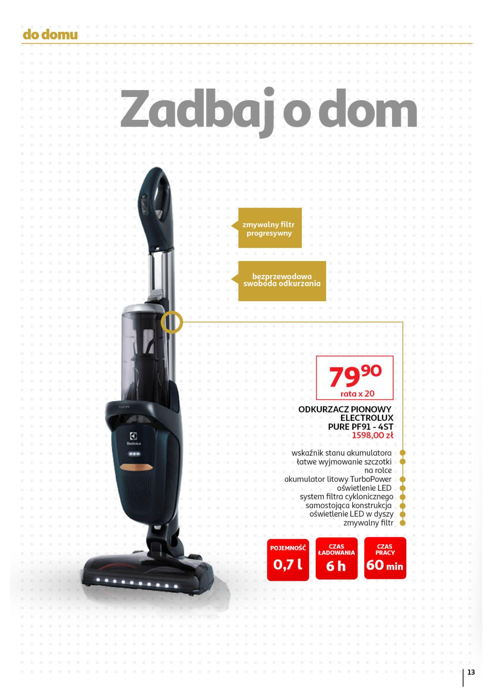 Gazetka Auchan - Oferta Auchan Premium Hipermarkety-01.11.2019-27.11.2019-page-13