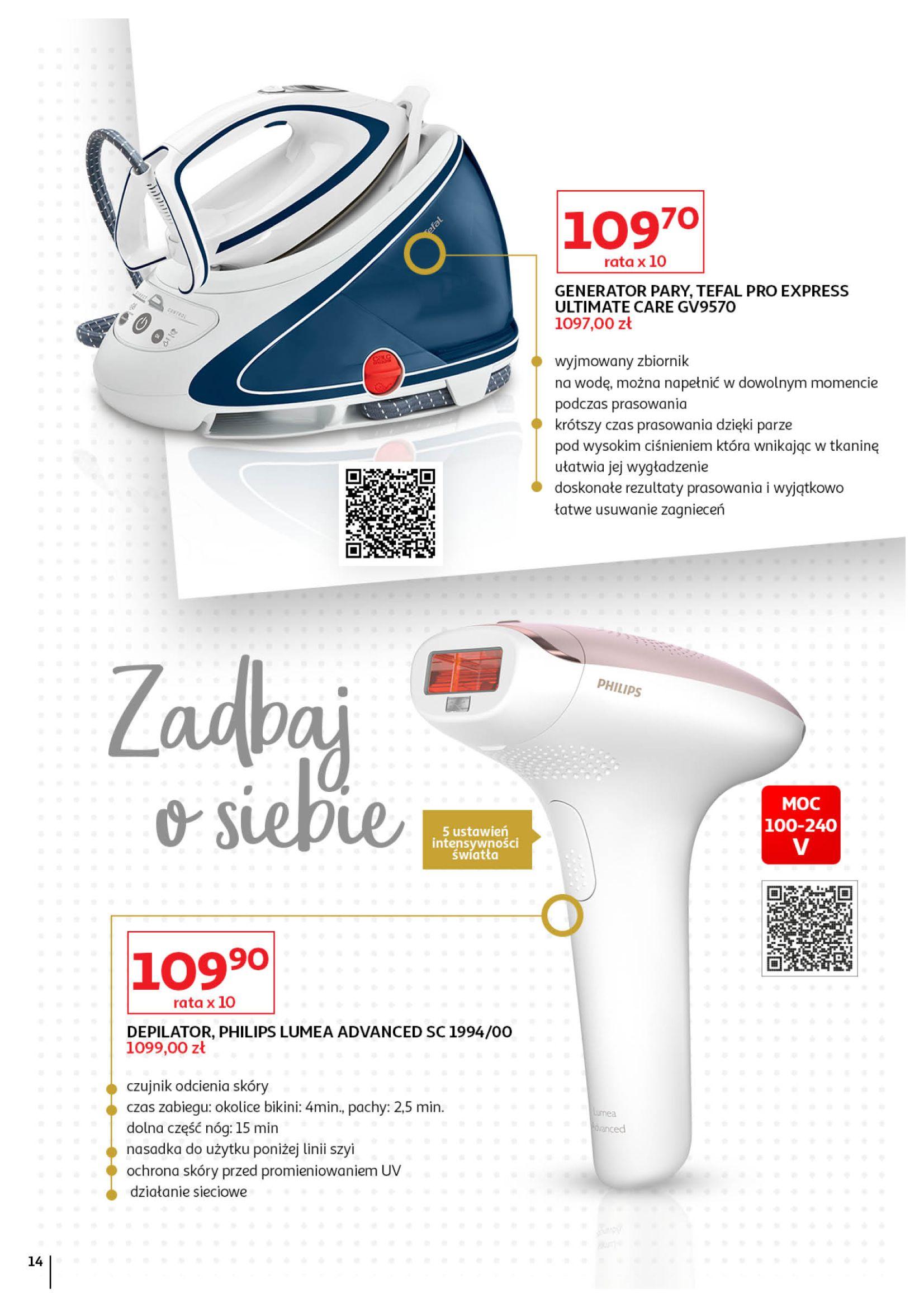Gazetka Auchan - Oferta Auchan Premium Hipermarkety-01.11.2019-27.11.2019-page-14