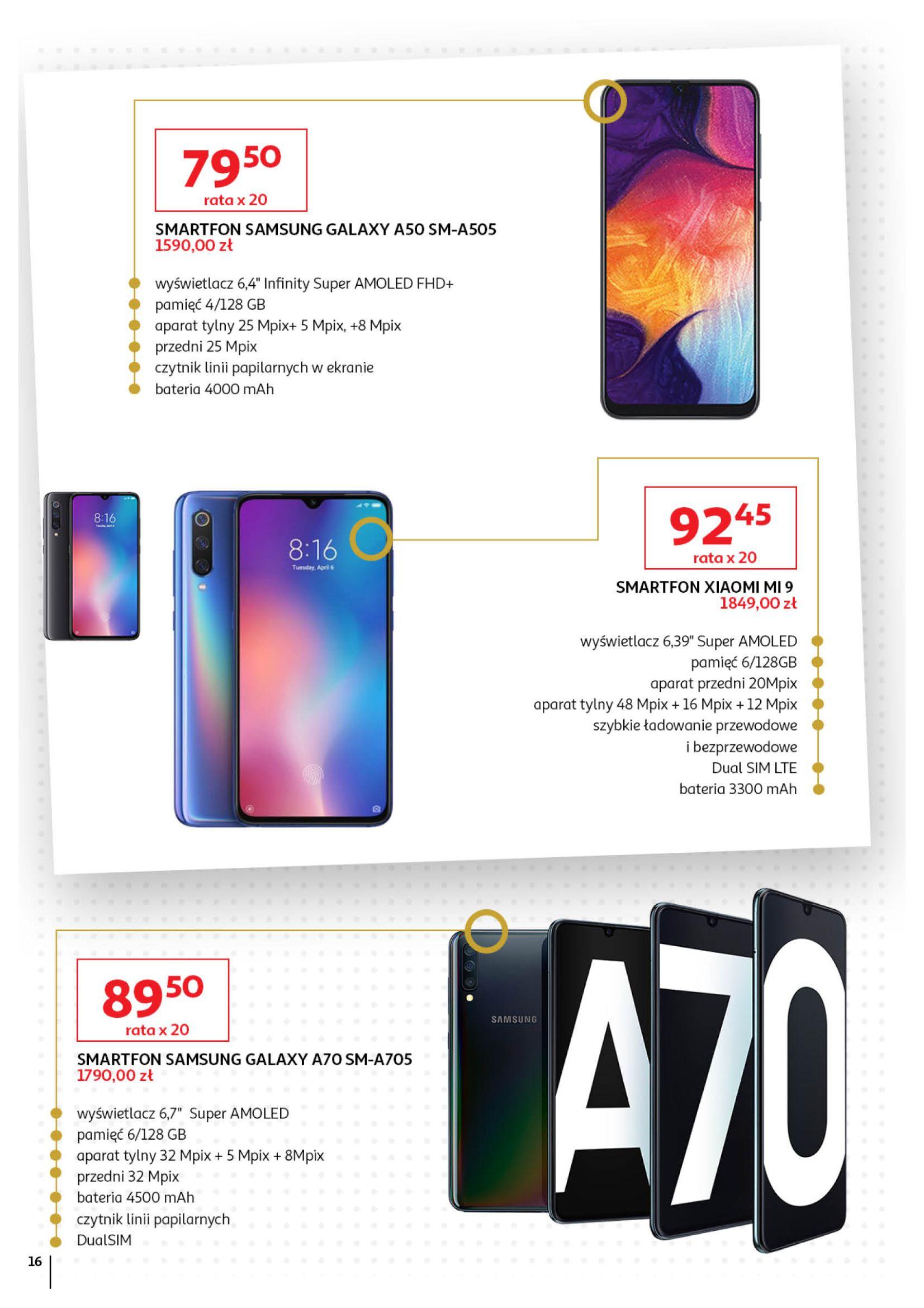 Gazetka Auchan - Oferta Auchan Premium Hipermarkety-01.11.2019-27.11.2019-page-16