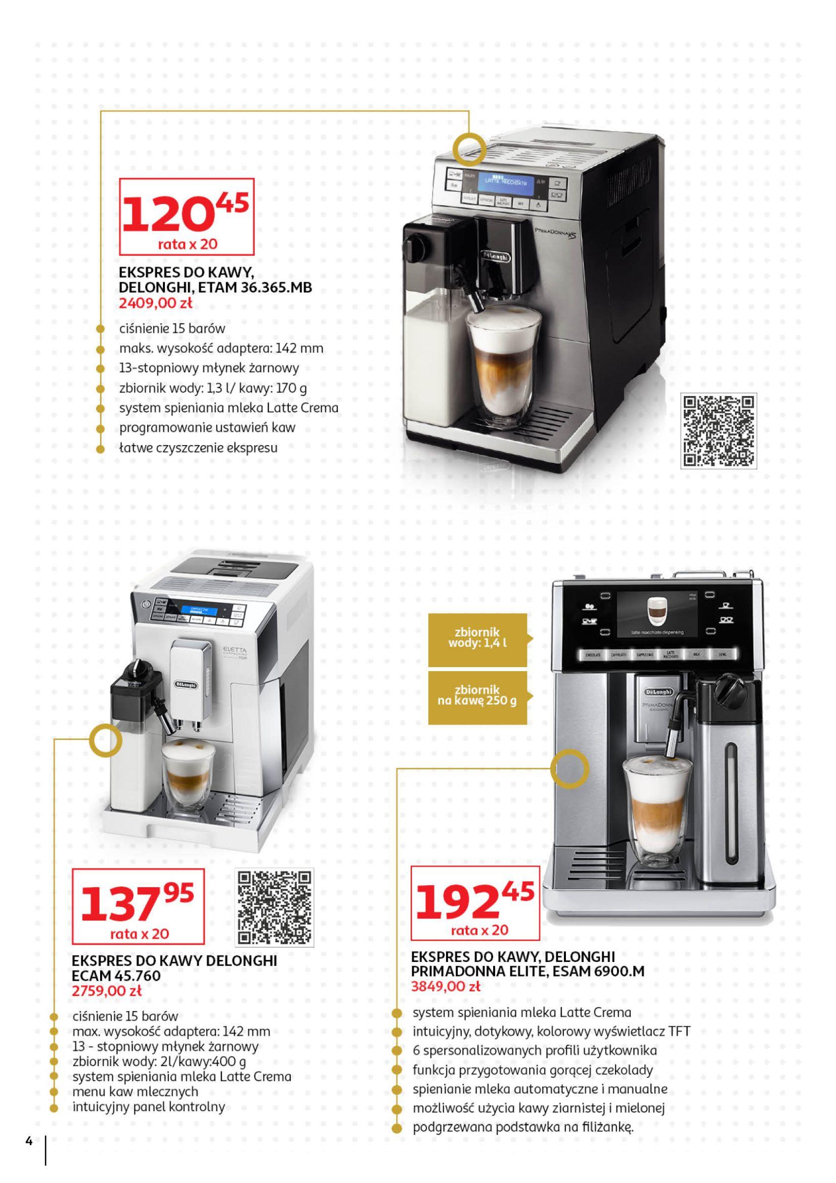 Gazetka Auchan - Oferta Auchan Premium Hipermarkety-01.11.2019-27.11.2019-page-4