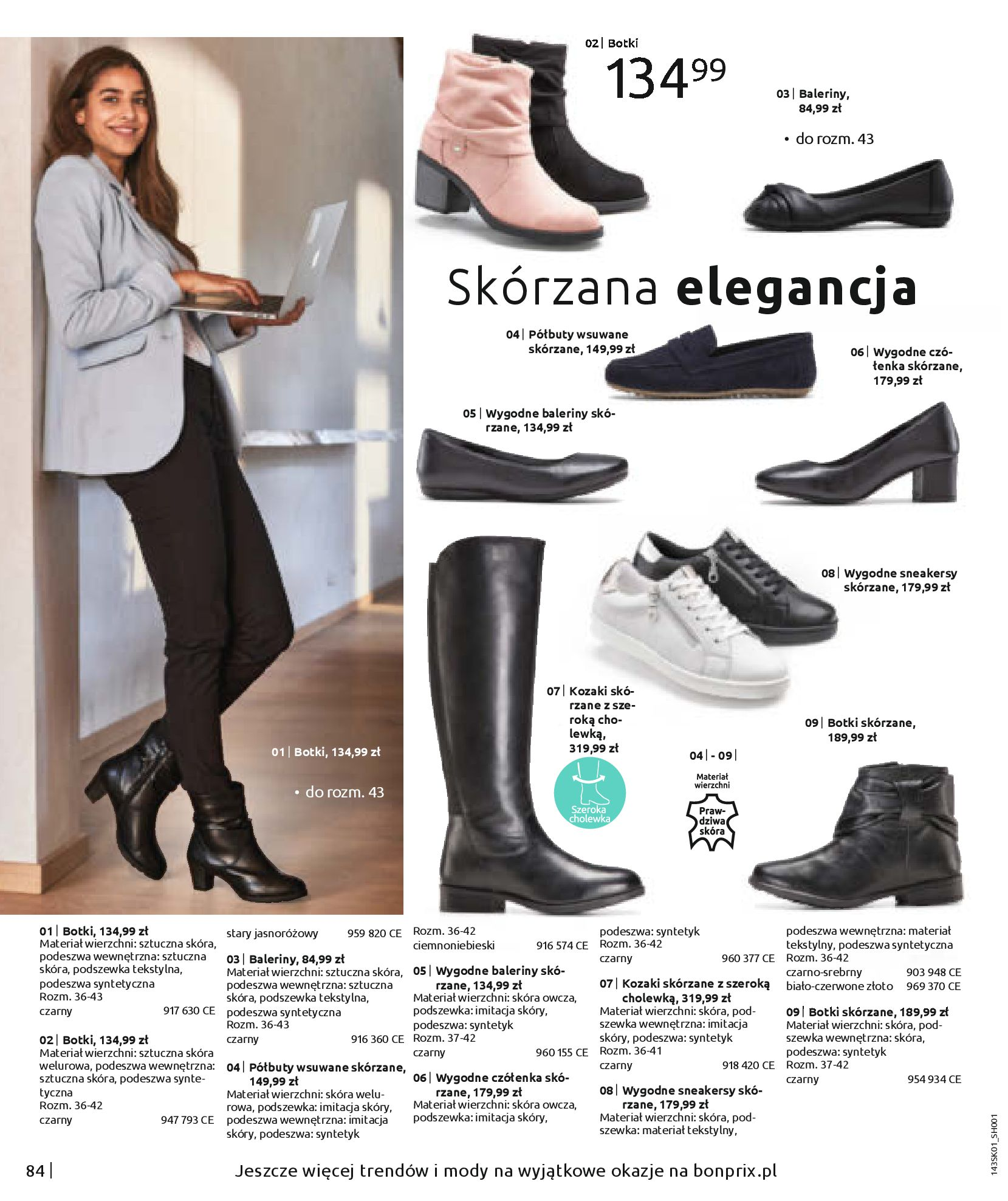 Gazetka Bonprix: MODA DLA MNIE 2021-01-20 page-86