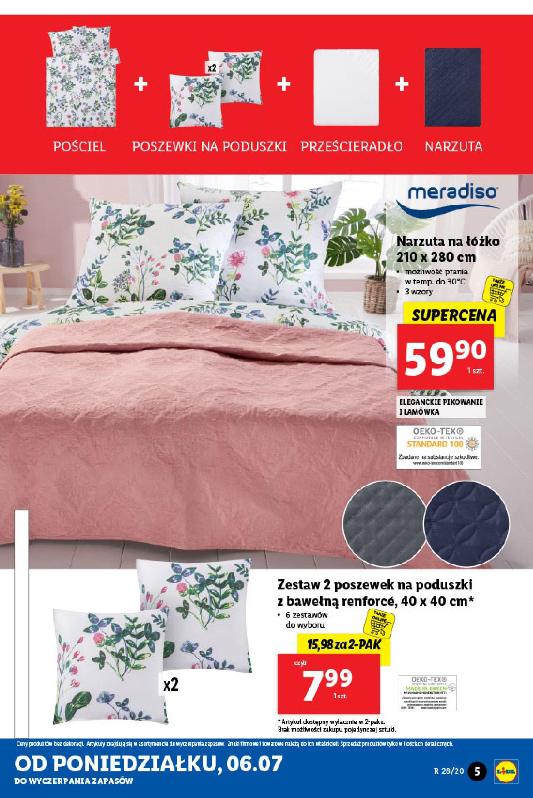 Gazetka Lidl - Katalog od poniedziałku 06.07-05.07.2020-11.07.2020-page-5