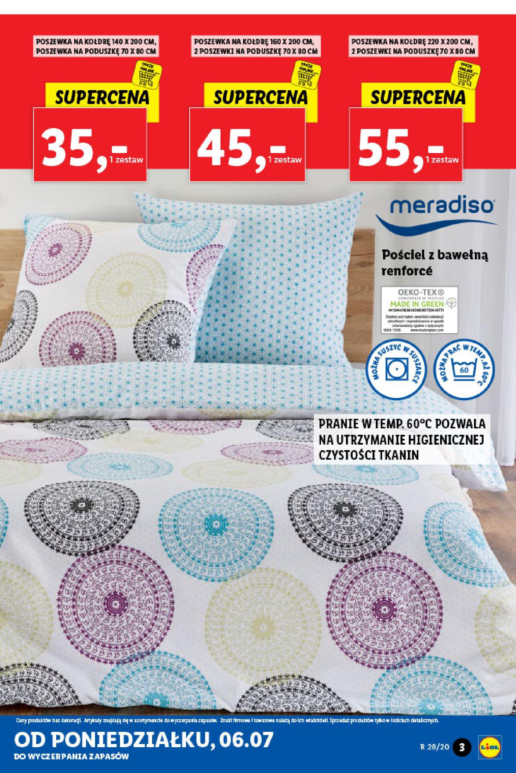 Gazetka Lidl - Katalog od poniedziałku 06.07-05.07.2020-11.07.2020-page-3