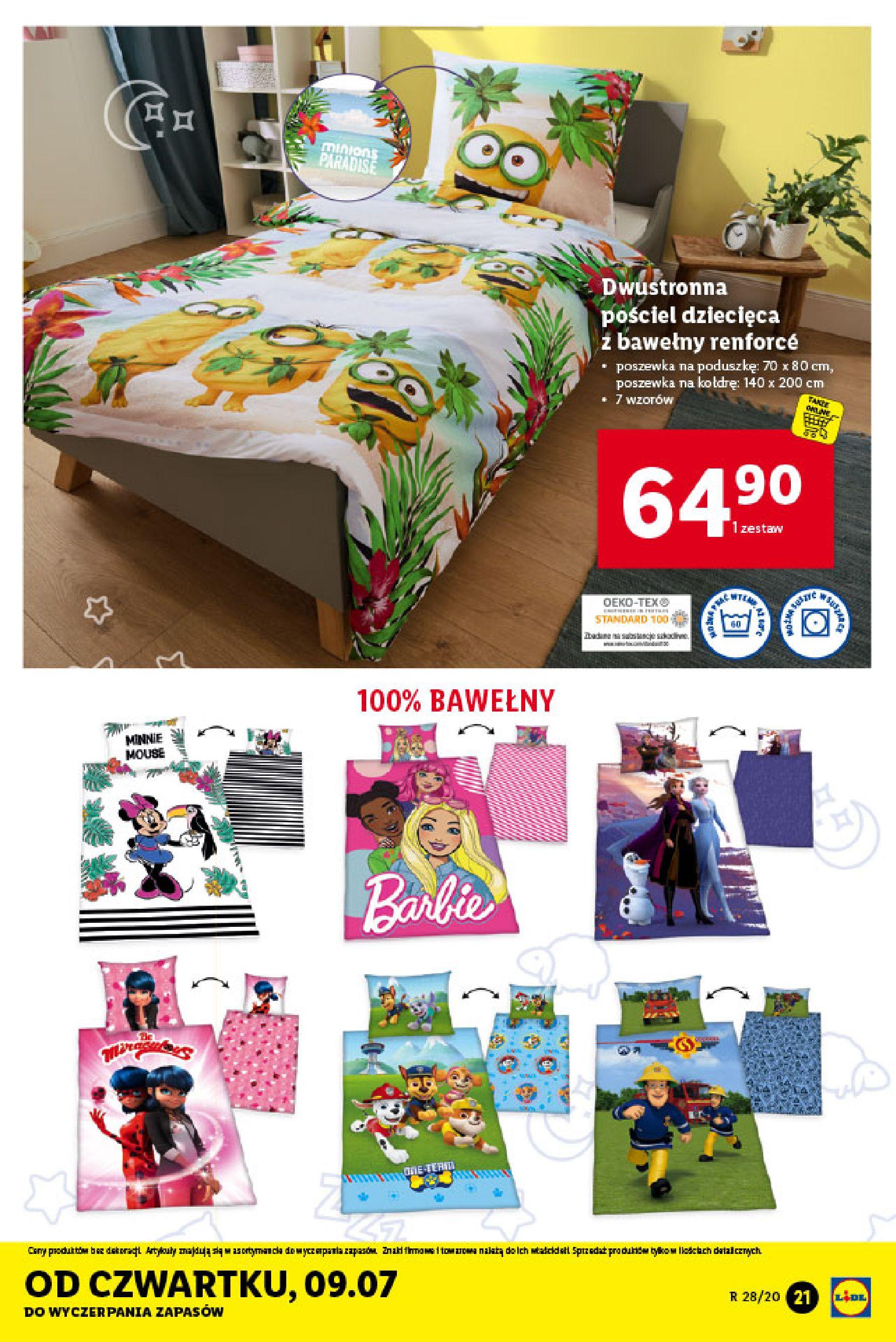 Gazetka Lidl - Katalog od poniedziałku 06.07-05.07.2020-11.07.2020-page-21