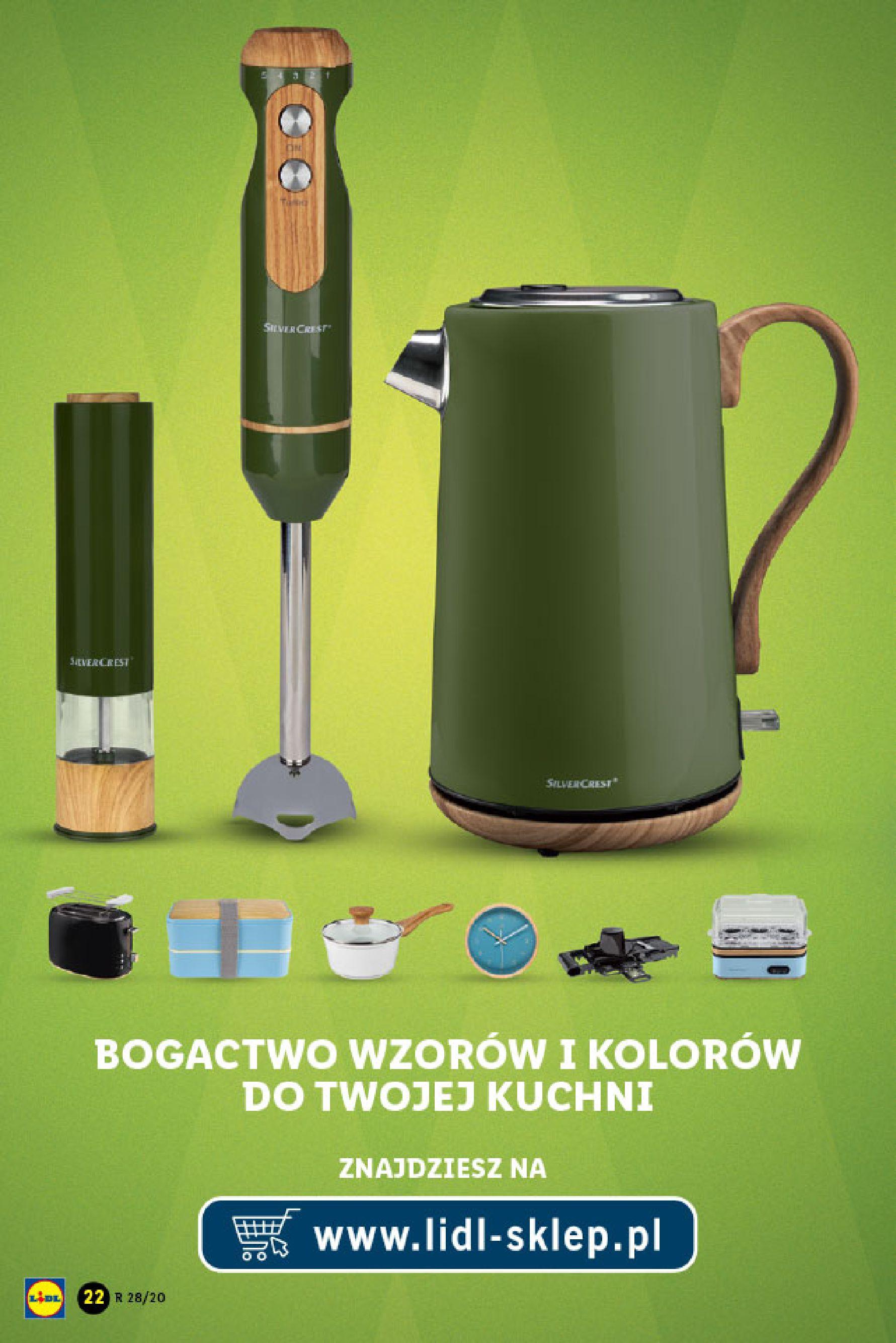 Gazetka Lidl - Katalog od poniedziałku 06.07-05.07.2020-11.07.2020-page-22
