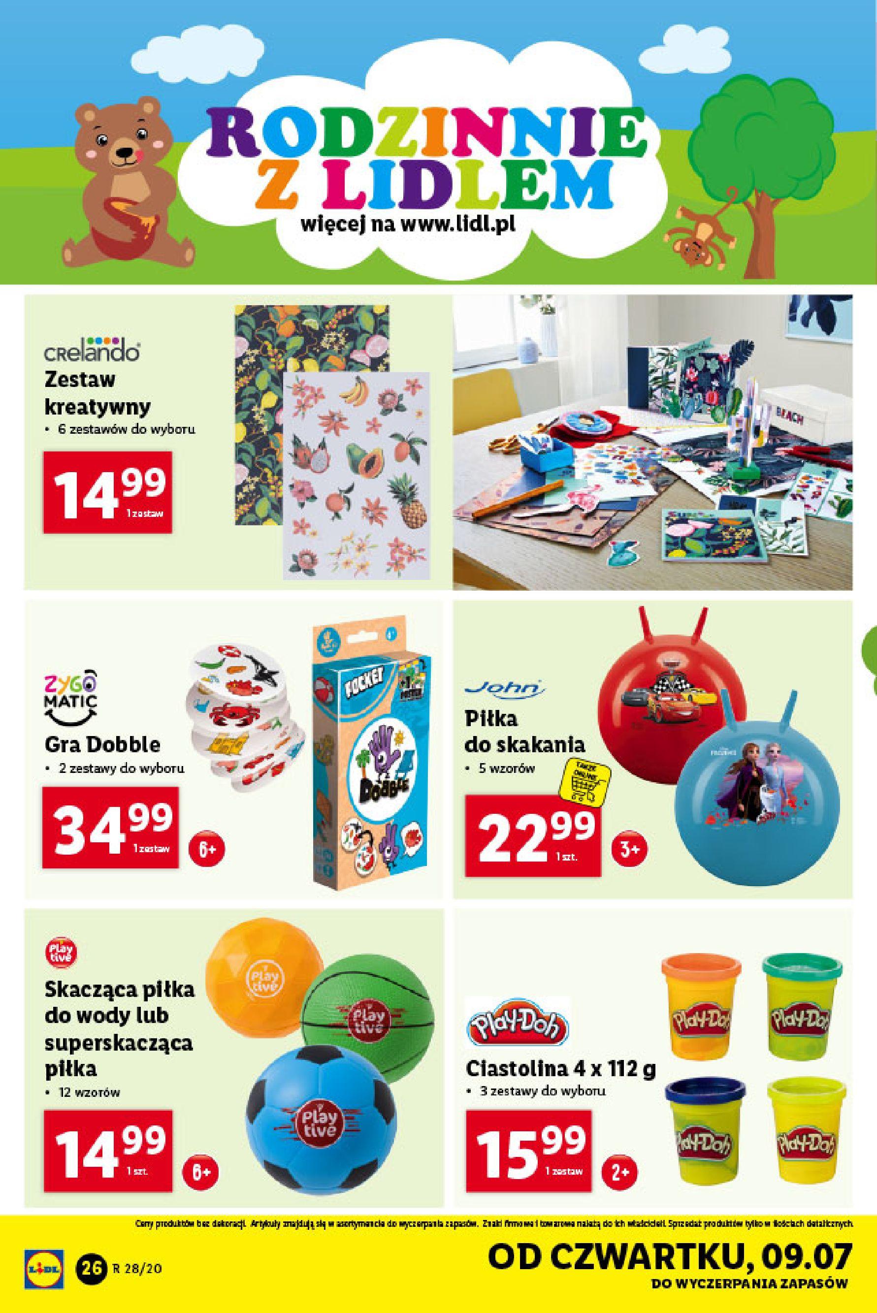 Gazetka Lidl - Katalog od poniedziałku 06.07-05.07.2020-11.07.2020-page-26
