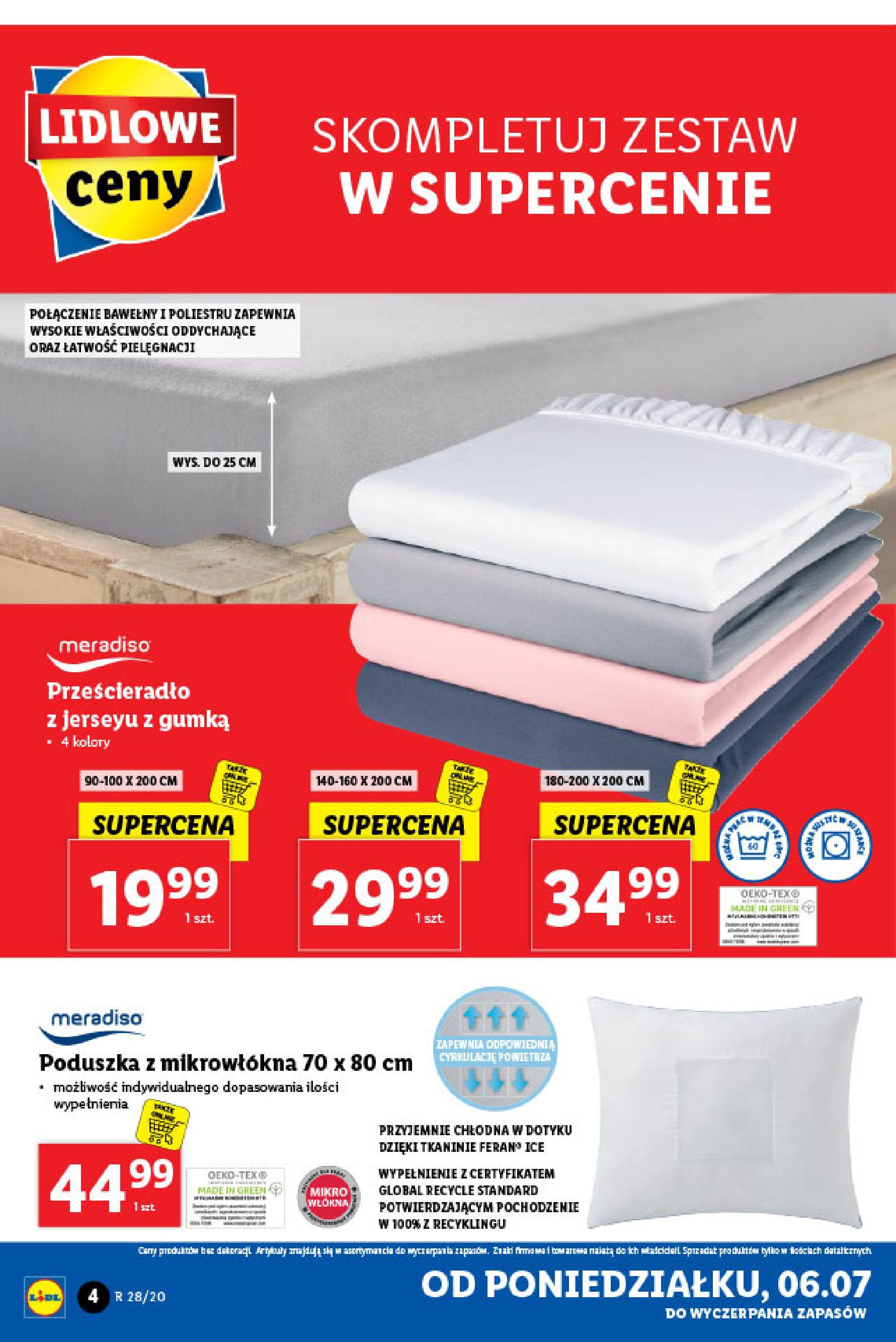 Gazetka Lidl - Katalog od poniedziałku 06.07-05.07.2020-11.07.2020-page-4