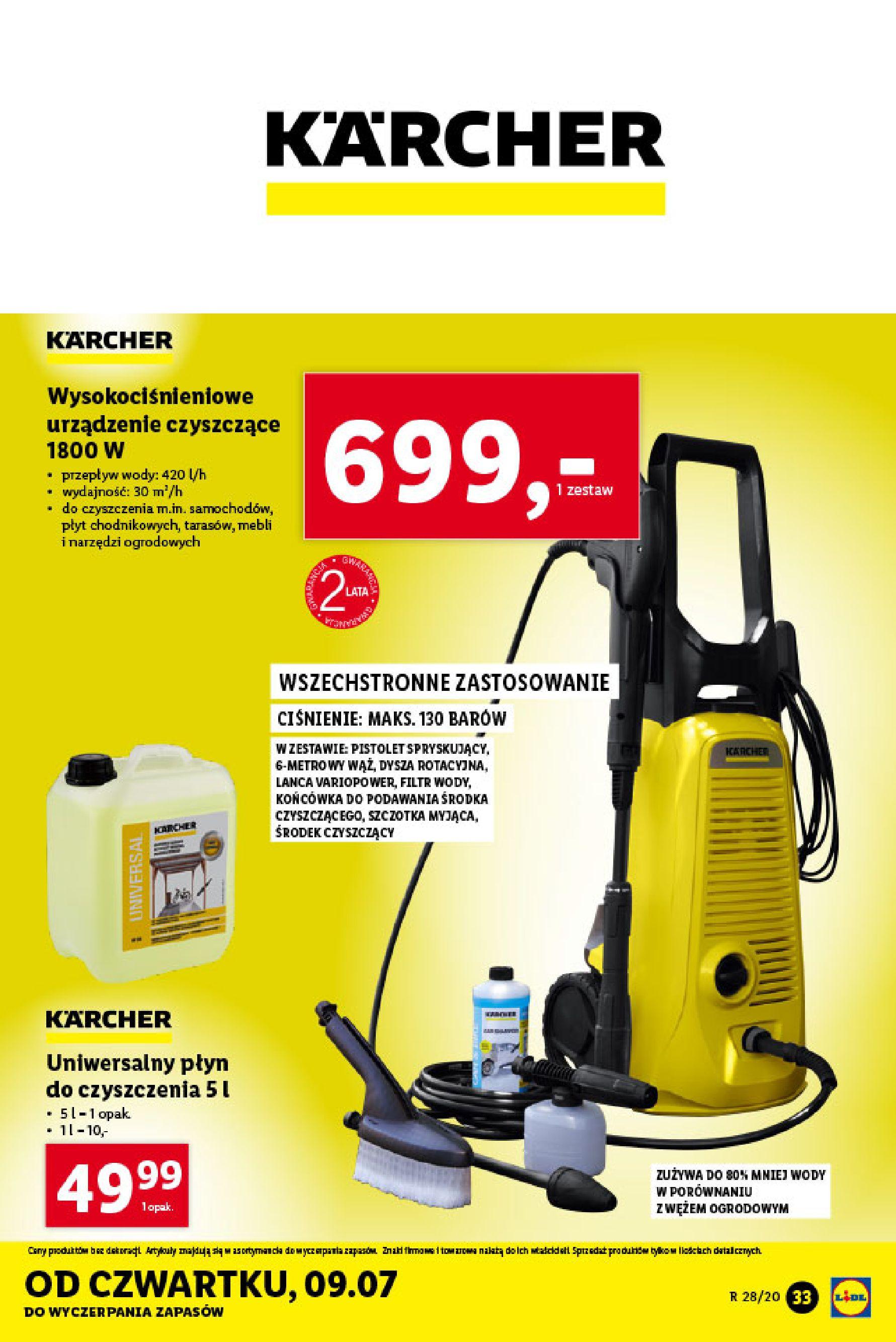 Gazetka Lidl - Katalog od poniedziałku 06.07-05.07.2020-11.07.2020-page-33