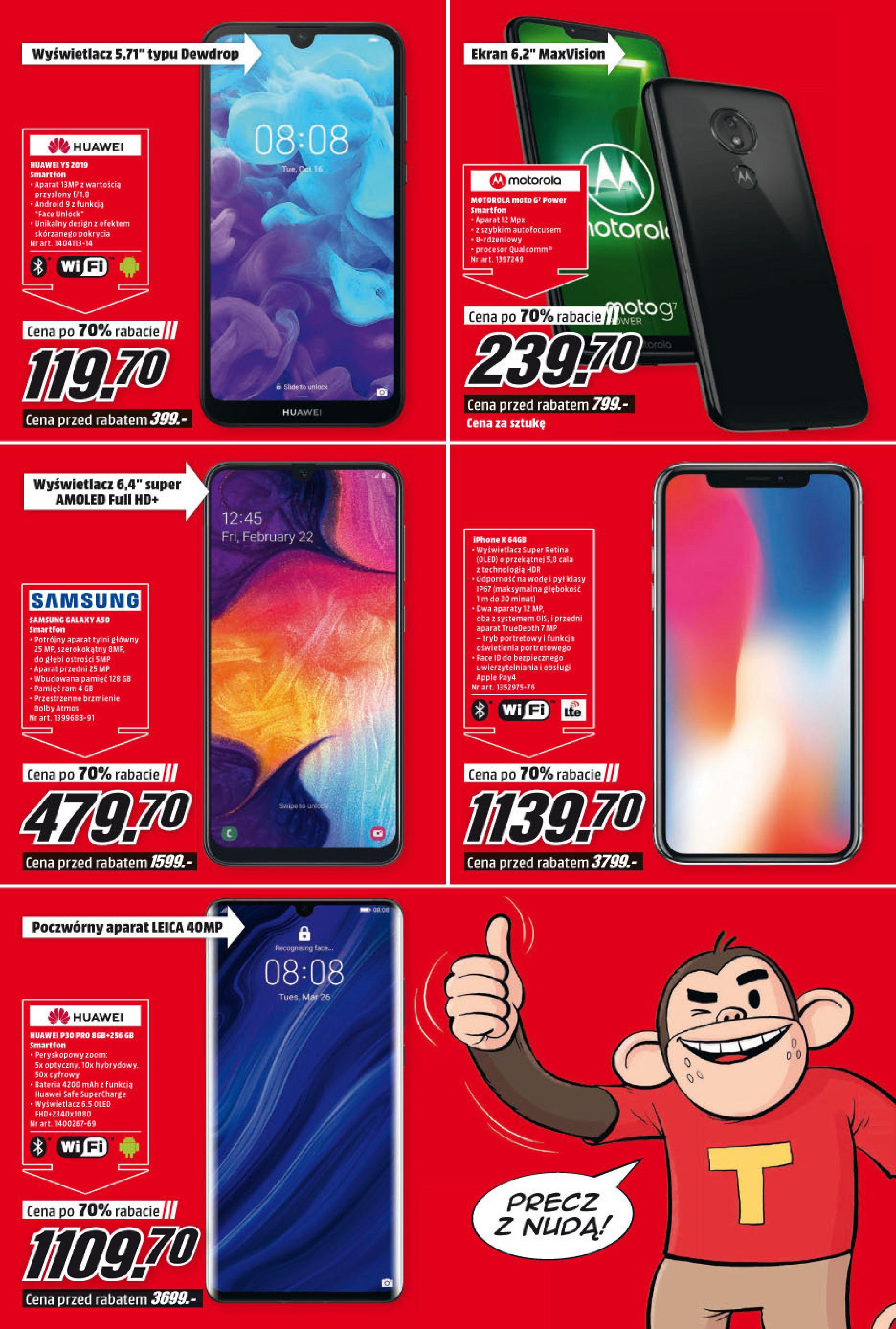 Gazetka Media Markt - Rabaty aż do 70%-10.07.2019-17.07.2019-page-