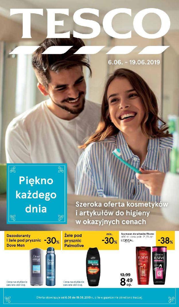 Gazetka Tesco - Piękno każdego dnia-05.06.2019-19.06.2019-page-