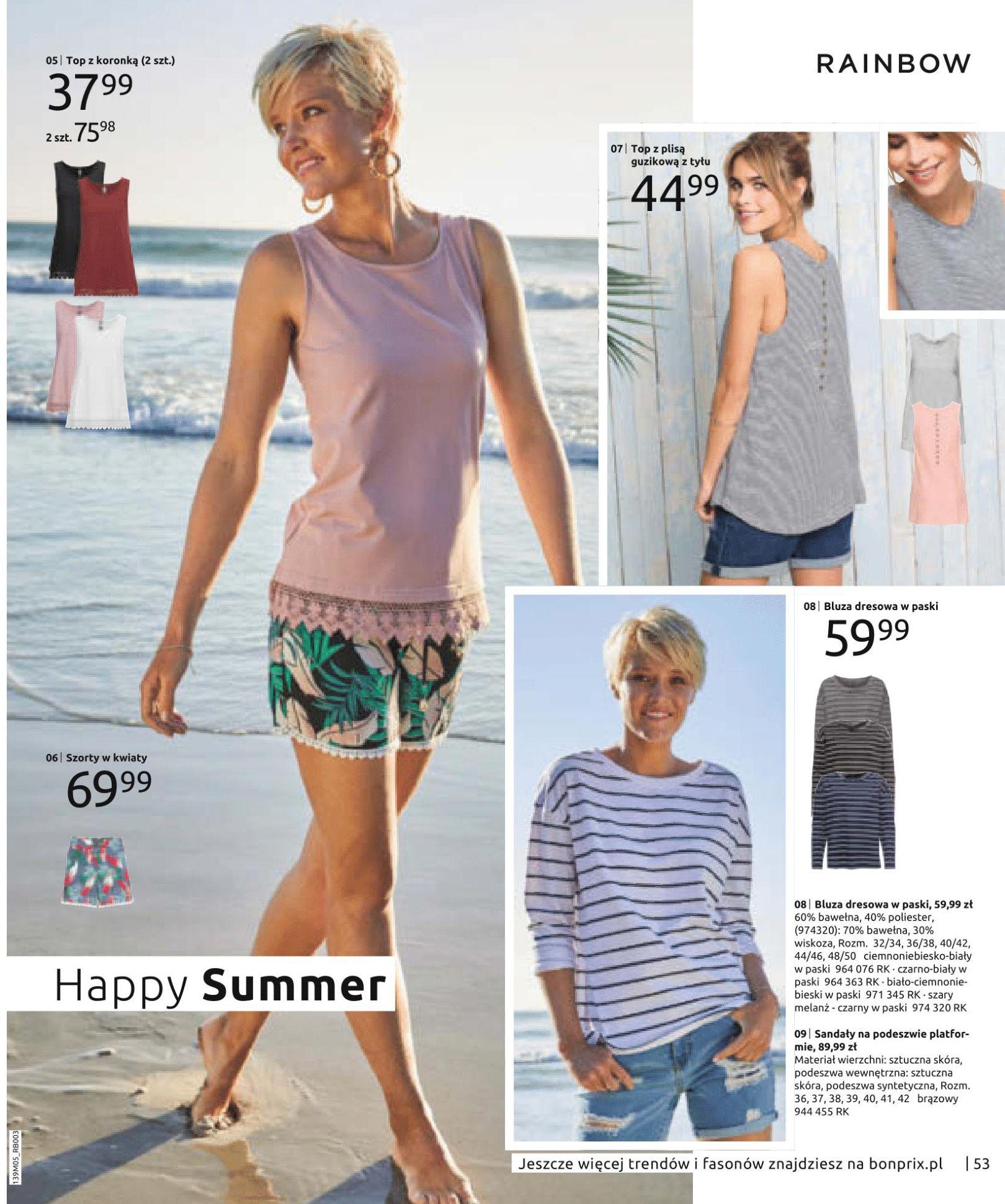 Gazetka Bonprix - Romantic Summer-02.07.2019-29.10.2019-page-55