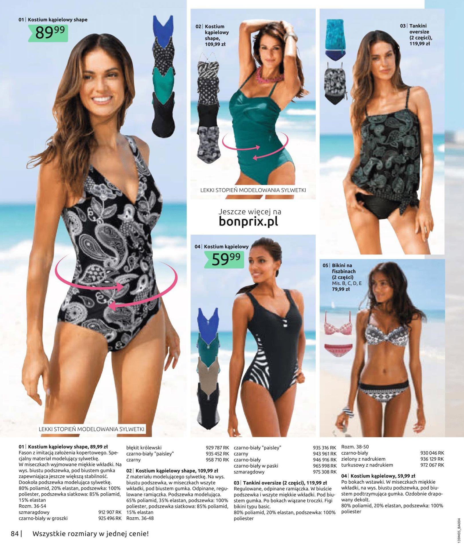 Gazetka Bonprix - Romantic Summer-02.07.2019-29.10.2019-page-86