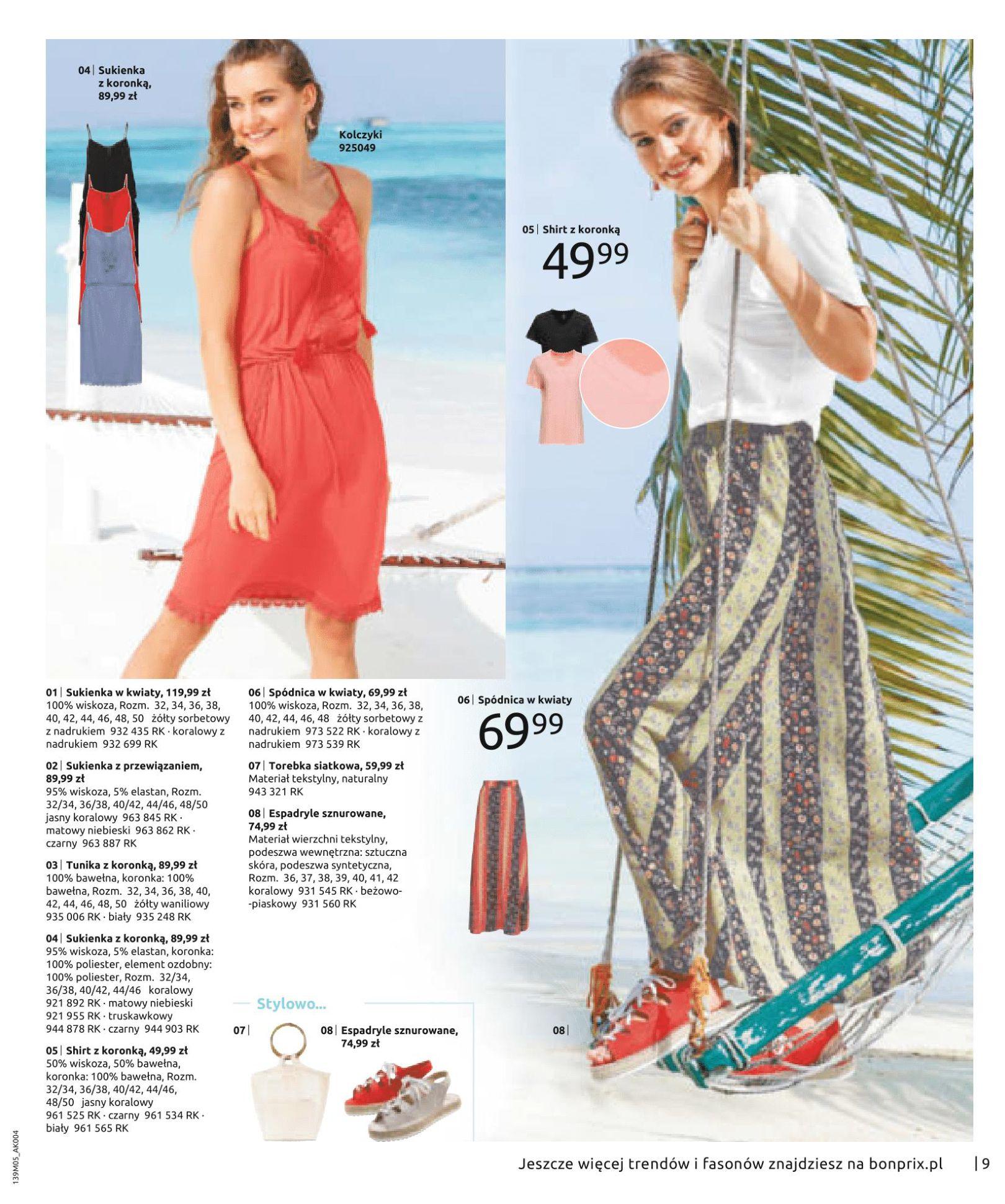 Gazetka Bonprix - Romantic Summer-02.07.2019-29.10.2019-page-11