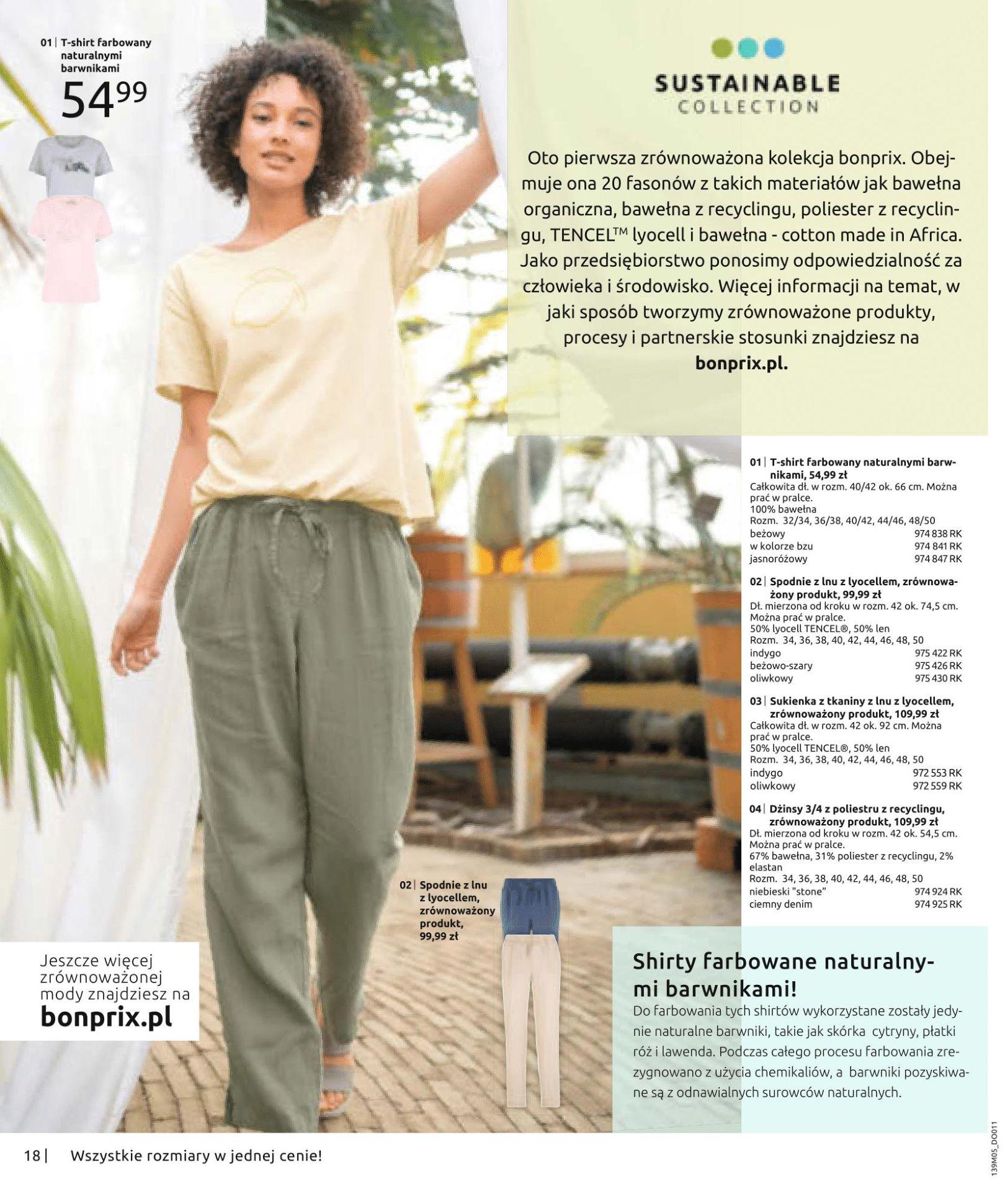 Gazetka Bonprix - Romantic Summer-02.07.2019-29.10.2019-page-20