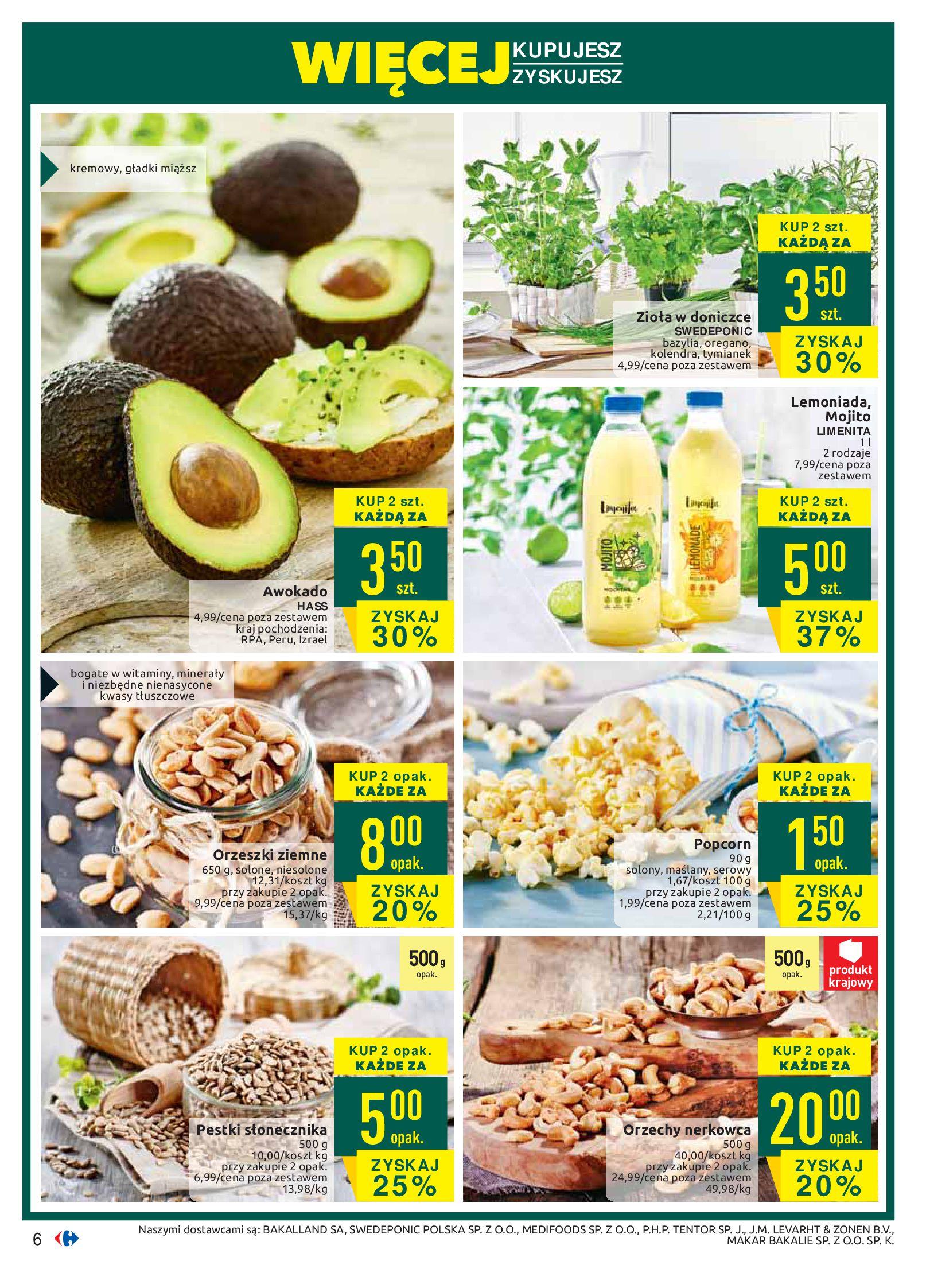 Gazetka Carrefour - Konkretne działania, by jeść lepiej-13.05.2019-26.05.2019-page-
