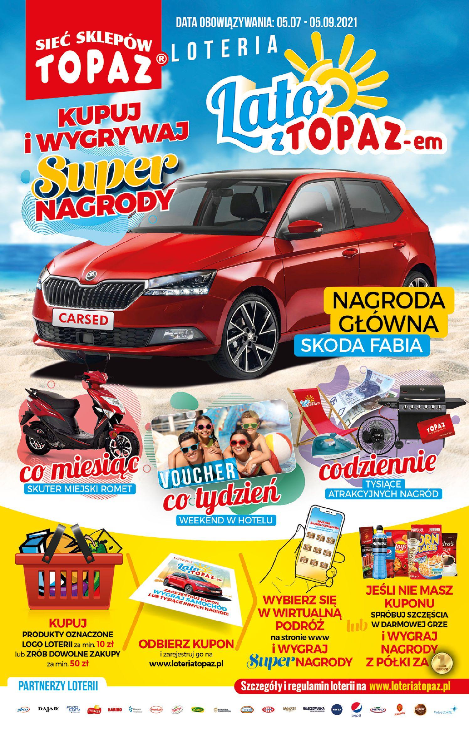 Gazetka TOPAZ: Gazetka TOPAZ Express 2021-07-22 page-2