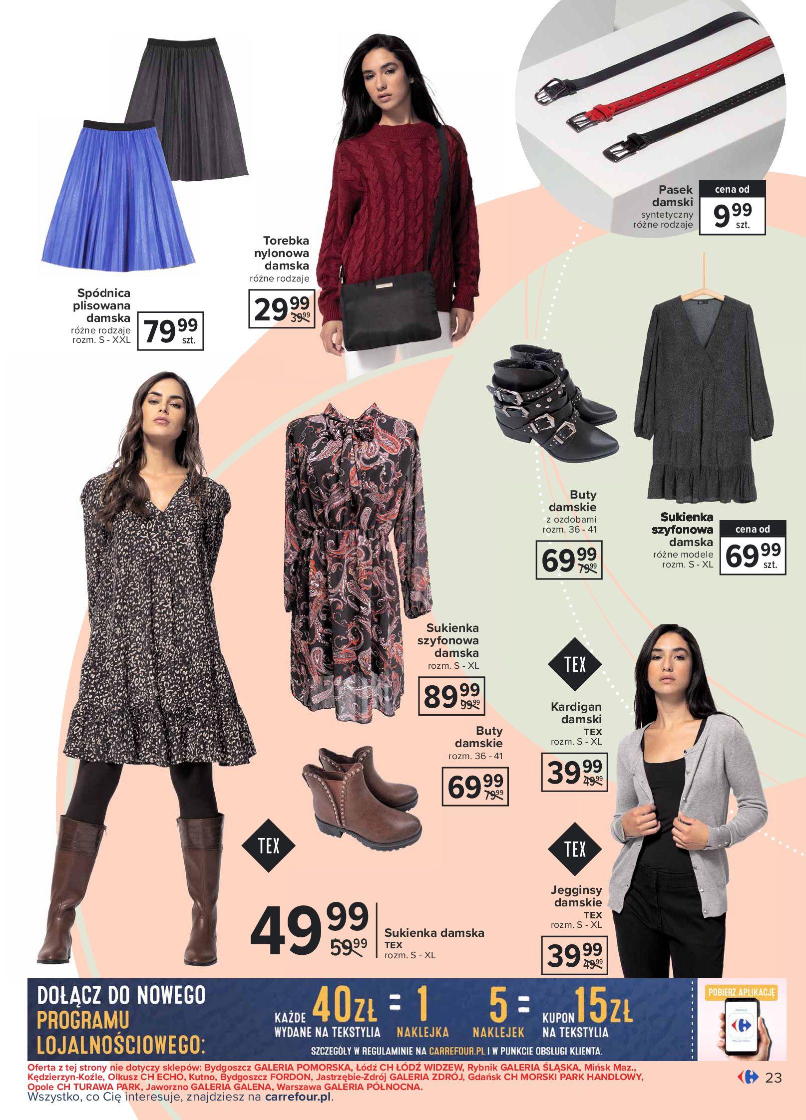 Gazetka Carrefour: Gazetka Carrefour Odkryj źródło piękna 2021-09-14 page-23
