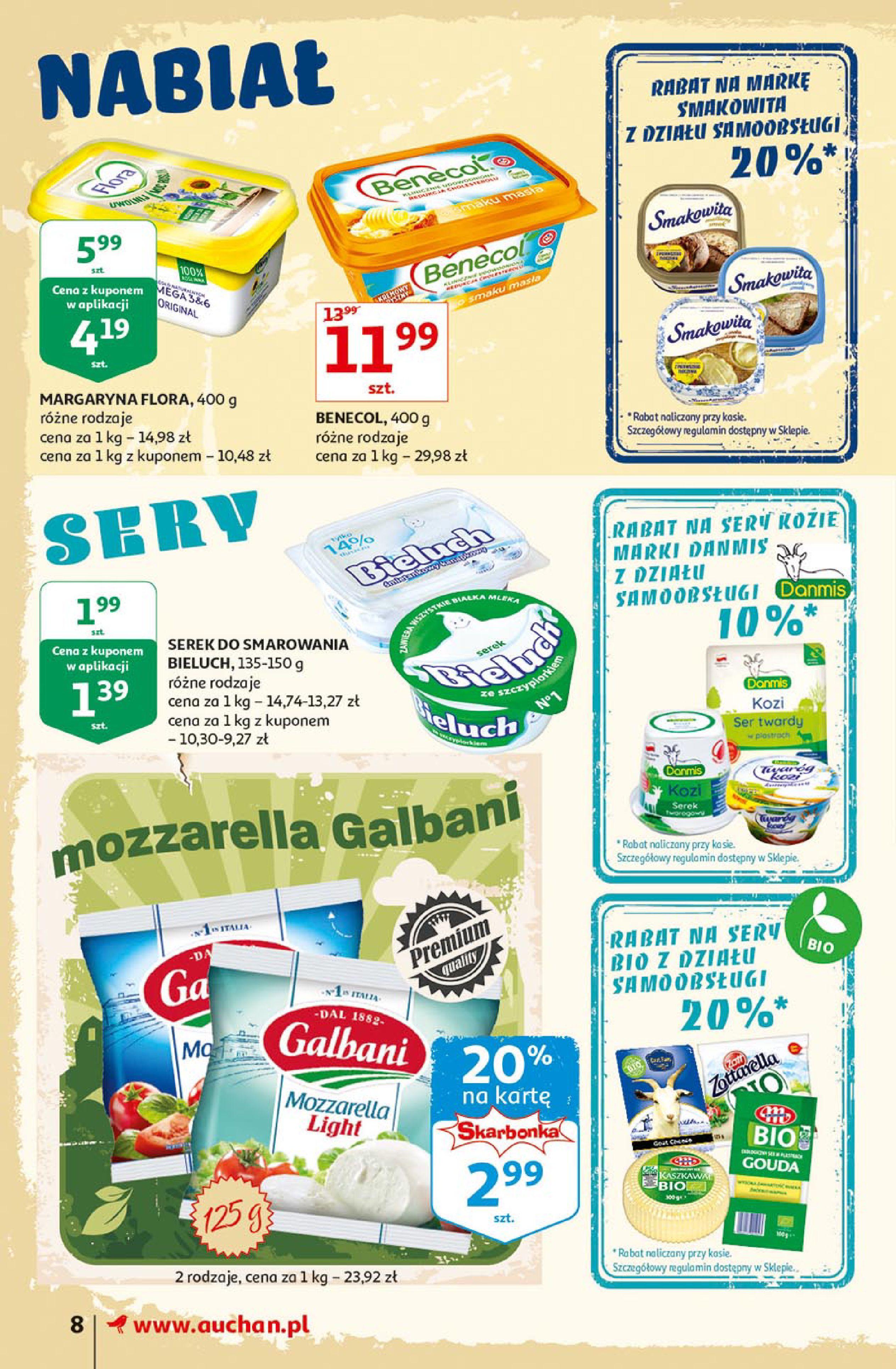 Gazetka Auchan - Szalone TYGODNIE Supermarkety-11.09.2019-18.09.2019-page-