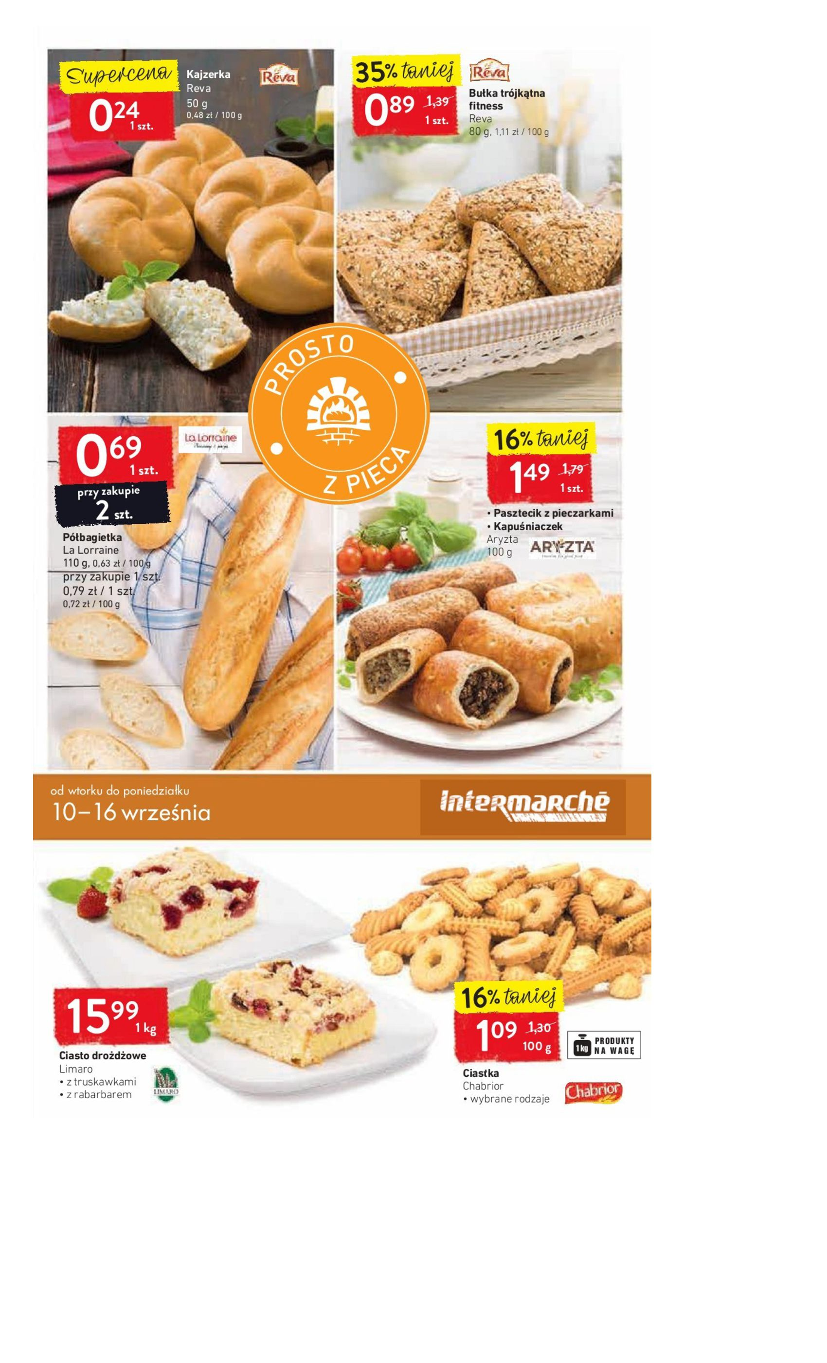 Gazetka Intermarché - Gazetka promocyjna-09.09.2019-16.09.2019-page-