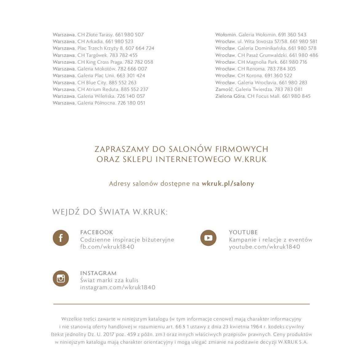 Gazetka W. KRUK: Katalog - Freedom Wolf 2021-02-17 page-41