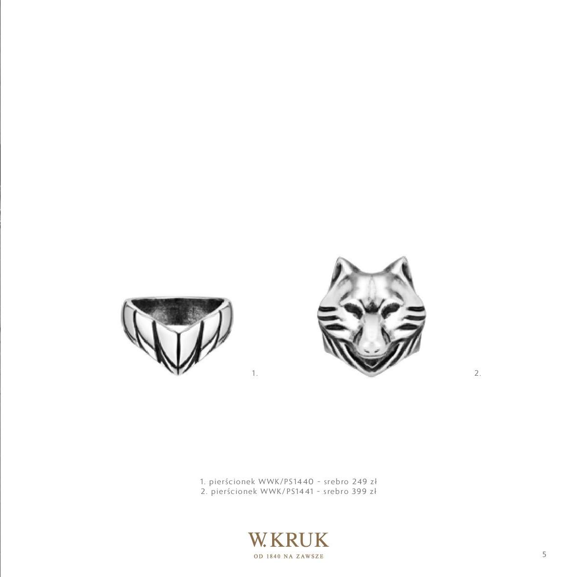 Gazetka W. KRUK: Katalog - Freedom Wolf 2021-02-17 page-7