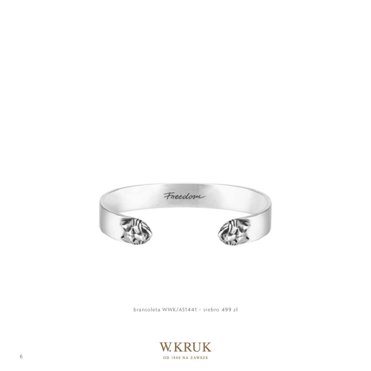 Gazetka W. KRUK: Katalog - Freedom Wolf 2021-02-17 page-8