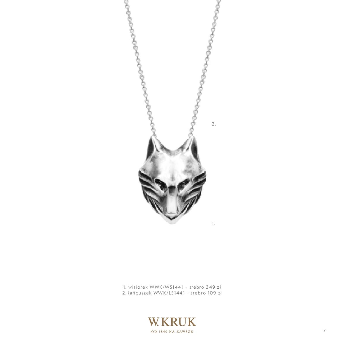 Gazetka W. KRUK: Katalog - Freedom Wolf 2021-02-17 page-9