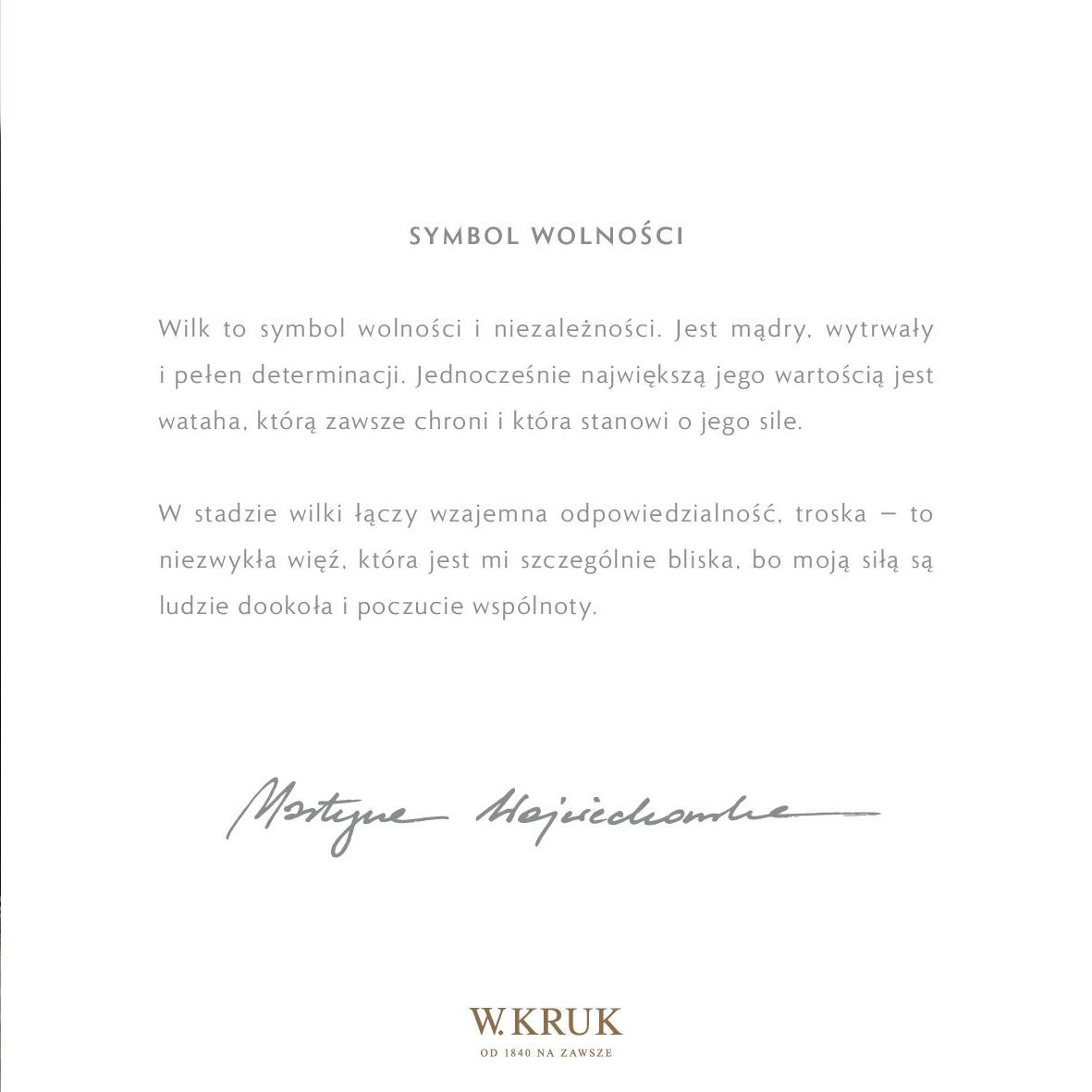Gazetka W. KRUK: Katalog - Freedom Wolf 2021-02-17 page-19
