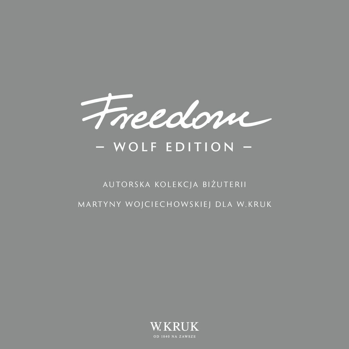 Gazetka W. KRUK: Katalog - Freedom Wolf 2021-02-17 page-3