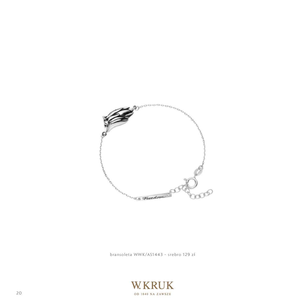 Gazetka W. KRUK: Katalog - Freedom Wolf 2021-02-17 page-22
