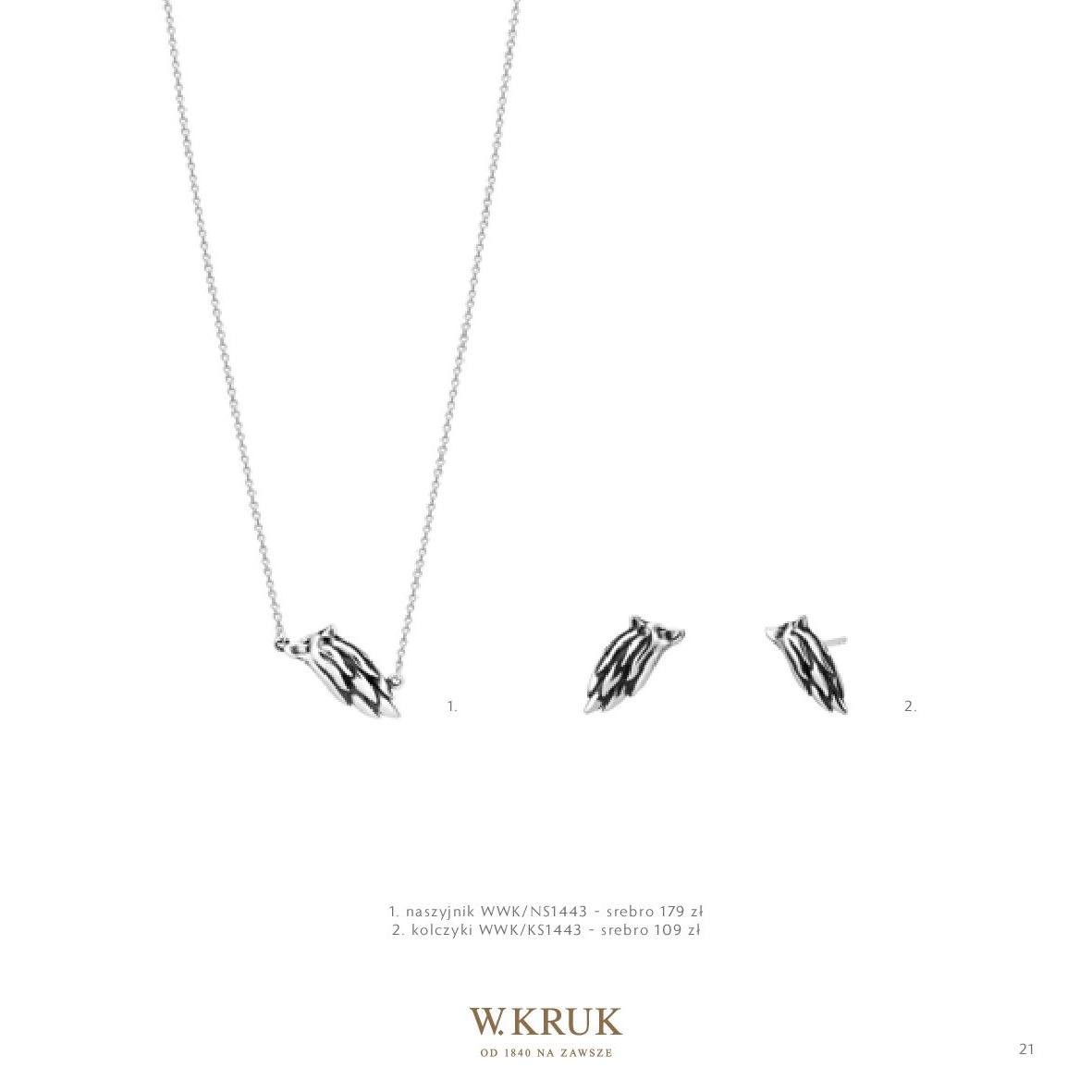 Gazetka W. KRUK: Katalog - Freedom Wolf 2021-02-17 page-23