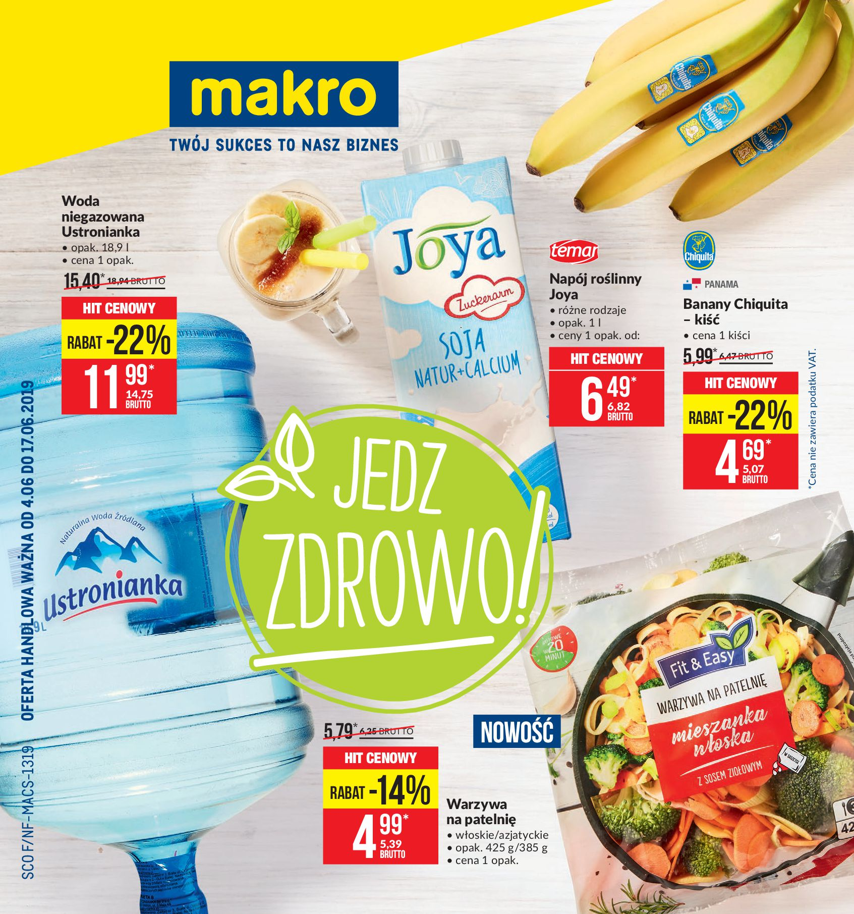 Gazetka Makro - Artykuły spożywcze-03.06.2019-17.06.2019-page-