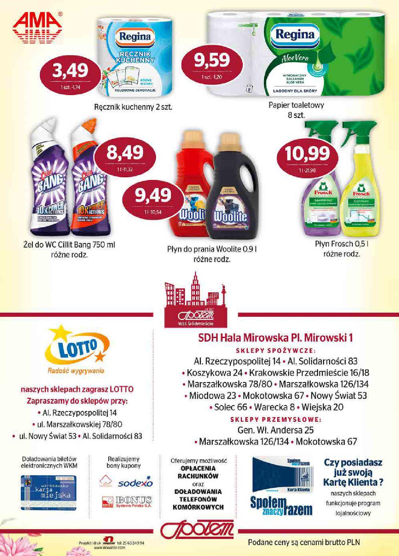 Gazetka Społem Sp z o.o.: Gazetka Społem Sp z o.o. 2021-07-01 page-20