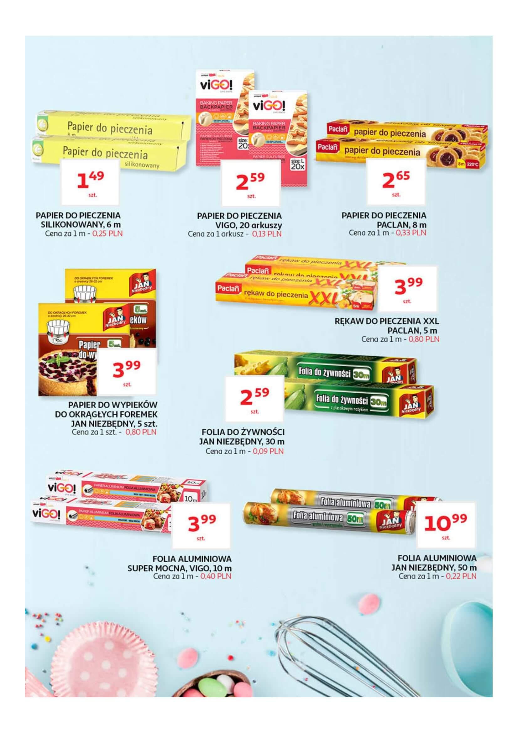 Gazetka Auchan - Oferta na art. spożywcze-14.03.2018-31.03.2018-page-