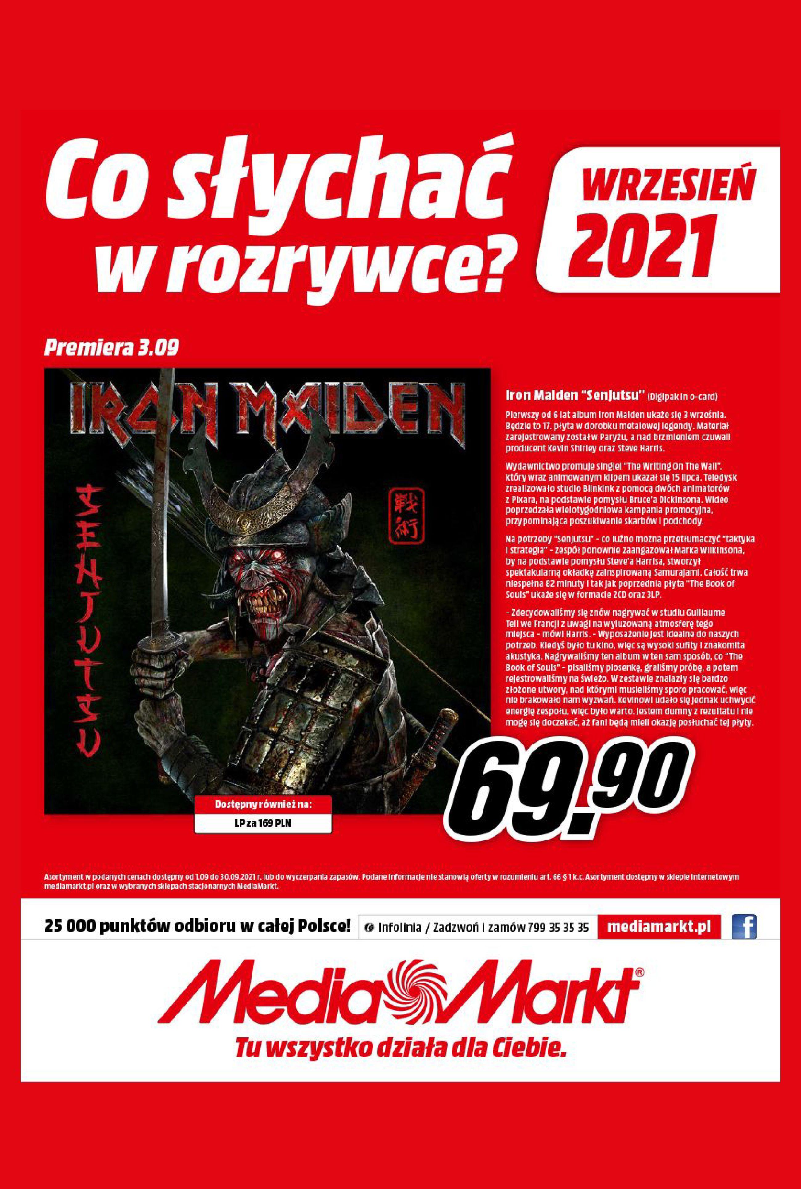 Gazetka Media Markt: Gazetka Media Markt - Wrzesień 2021 2021-09-09 page-24