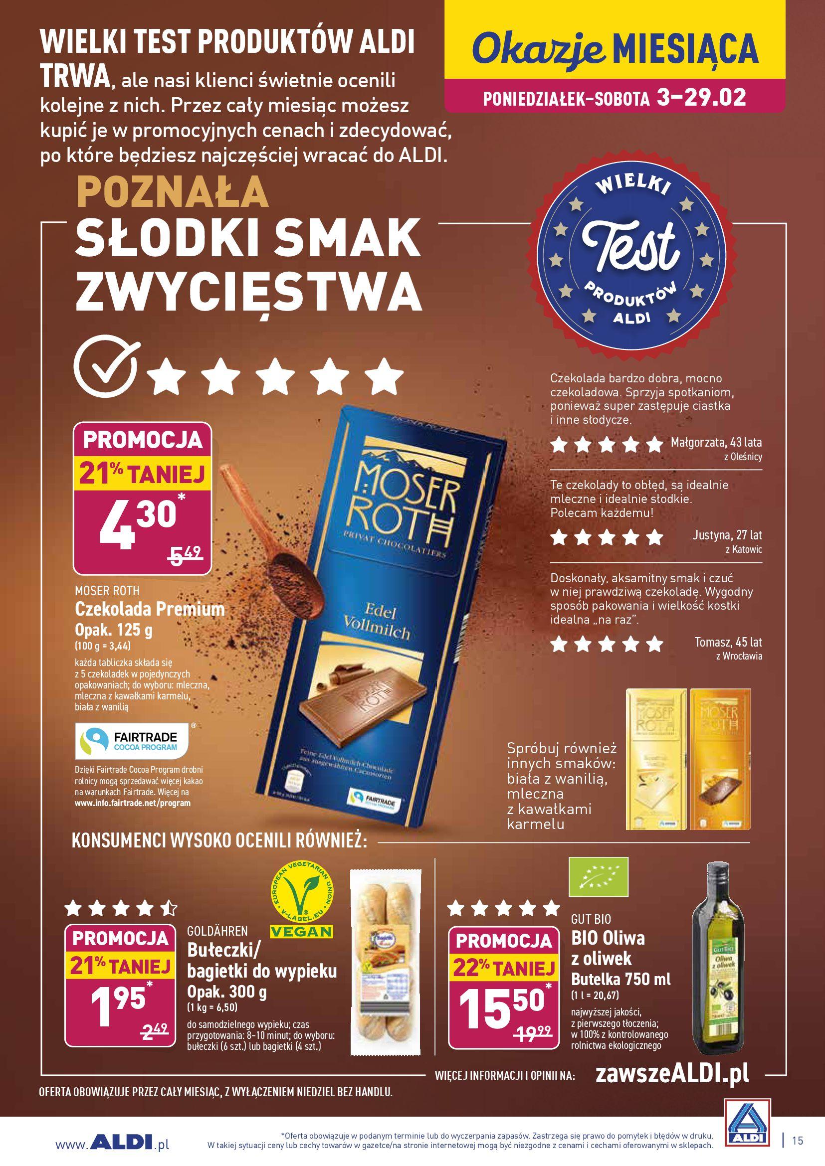 Gazetka Aldi - Oferta promocyjna-09.02.2020-15.02.2020-page-15