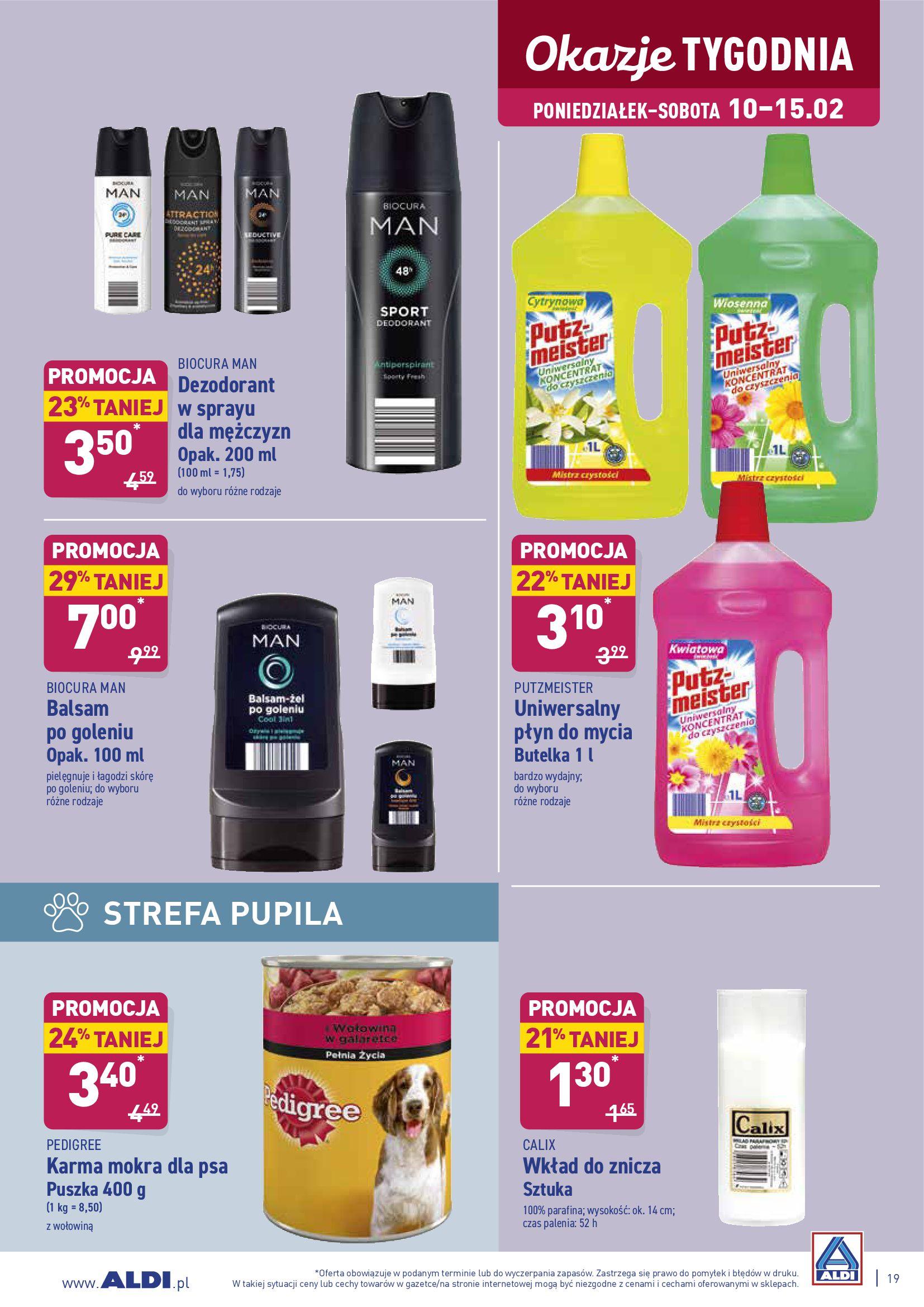 Gazetka Aldi - Oferta promocyjna-09.02.2020-15.02.2020-page-19