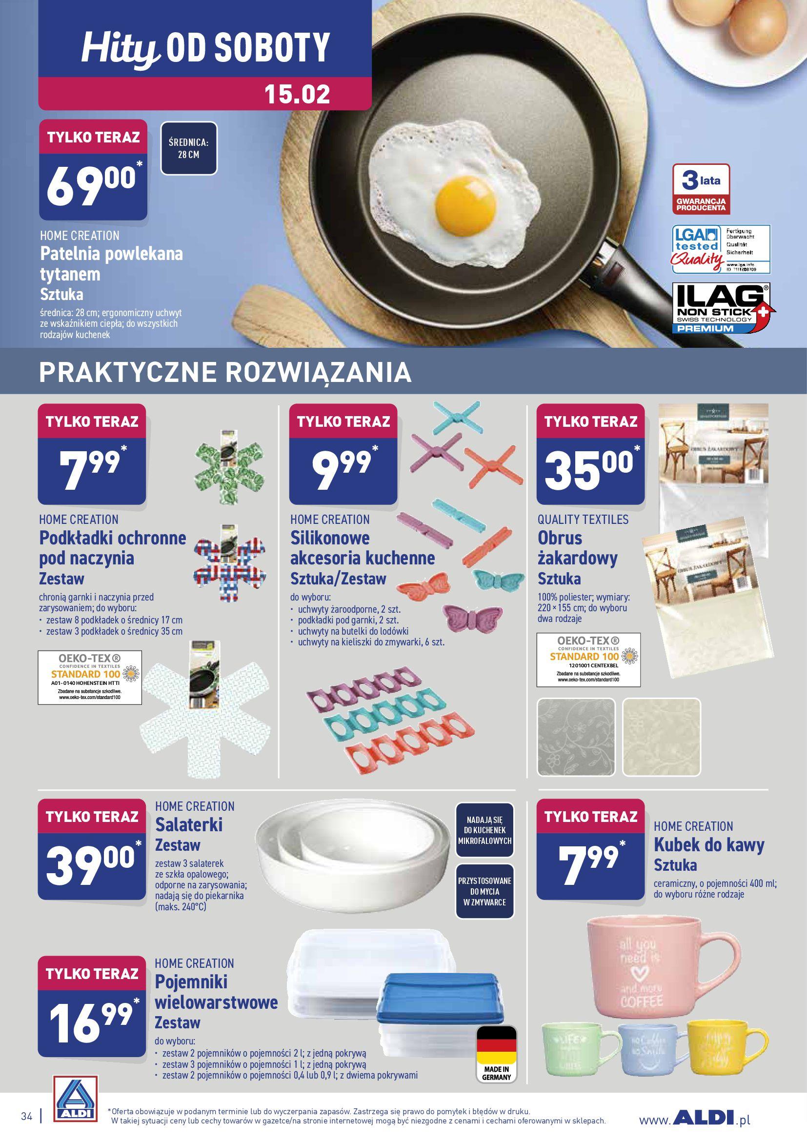 Gazetka Aldi - Oferta promocyjna-09.02.2020-15.02.2020-page-34
