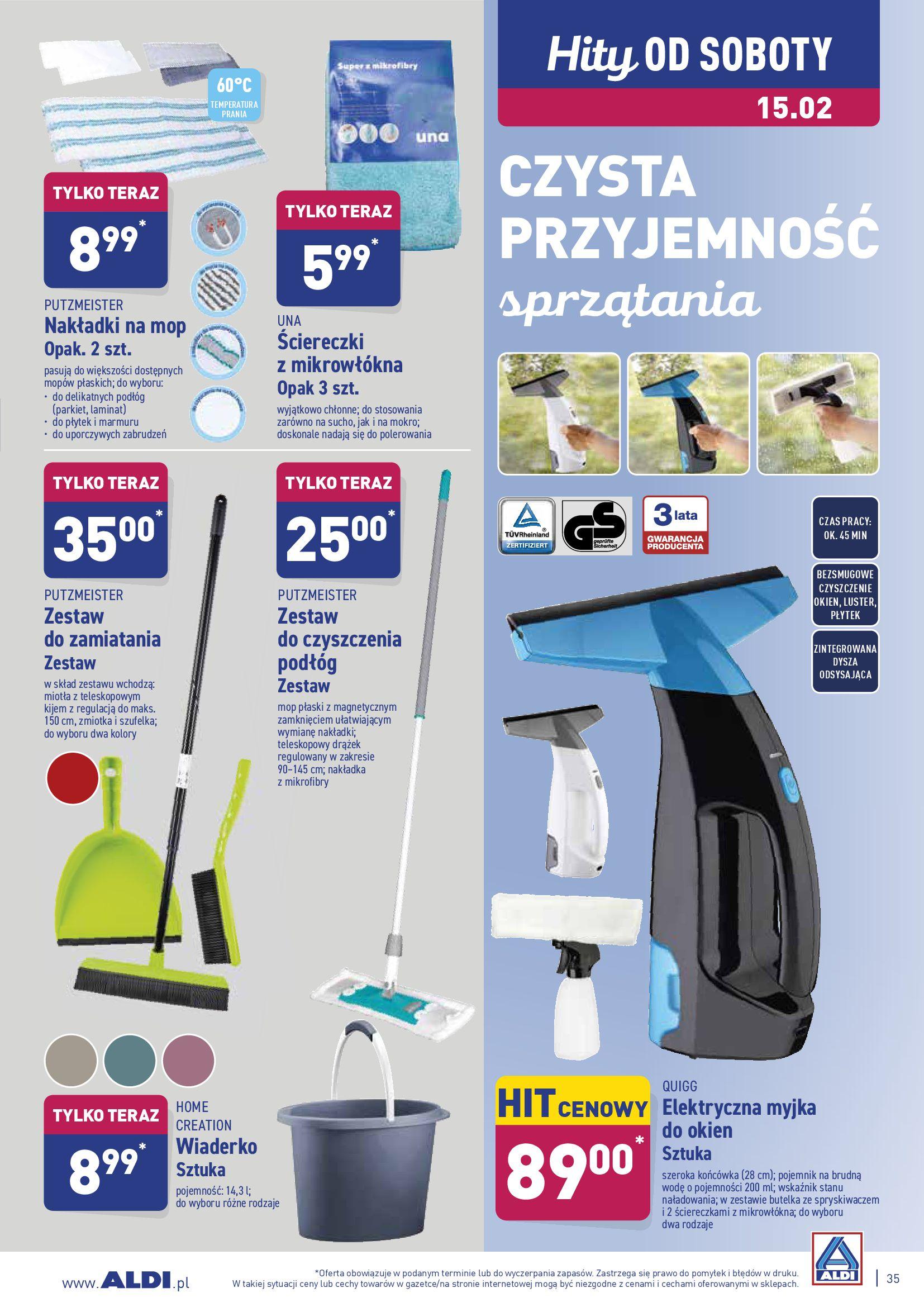 Gazetka Aldi - Oferta promocyjna-09.02.2020-15.02.2020-page-35