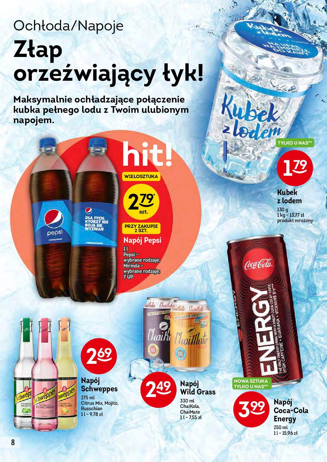 Gazetka Żabka - Oferta promocyjna-13.08.2019-27.08.2019-page-8
