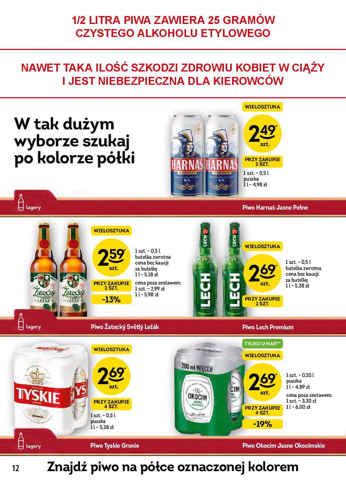 Gazetka Żabka - Oferta promocyjna-13.08.2019-27.08.2019-page-12