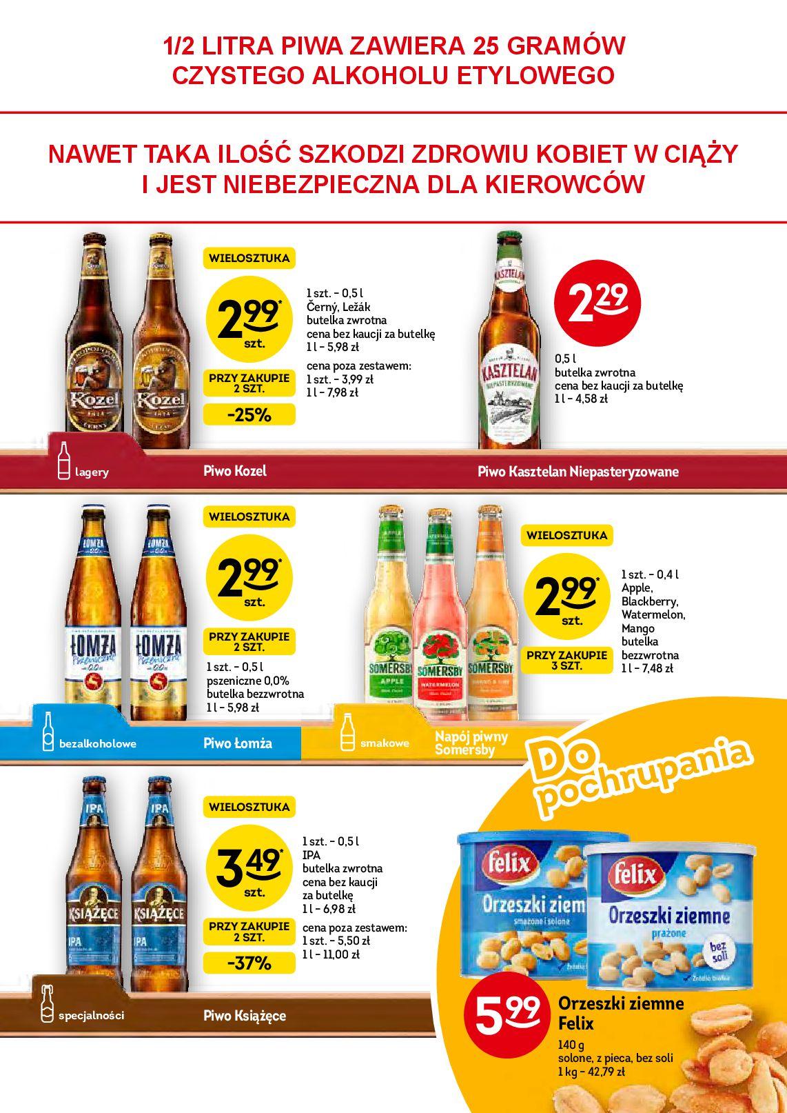 Gazetka Żabka - Oferta promocyjna-13.08.2019-27.08.2019-page-13