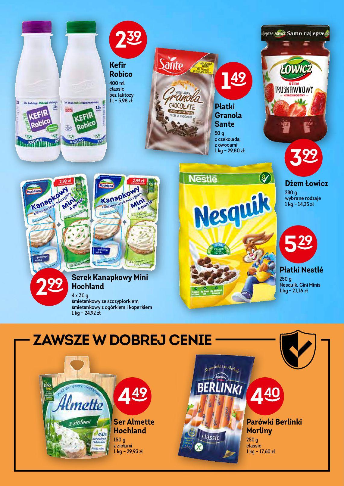 Gazetka Żabka - Oferta promocyjna-13.08.2019-27.08.2019-page-15