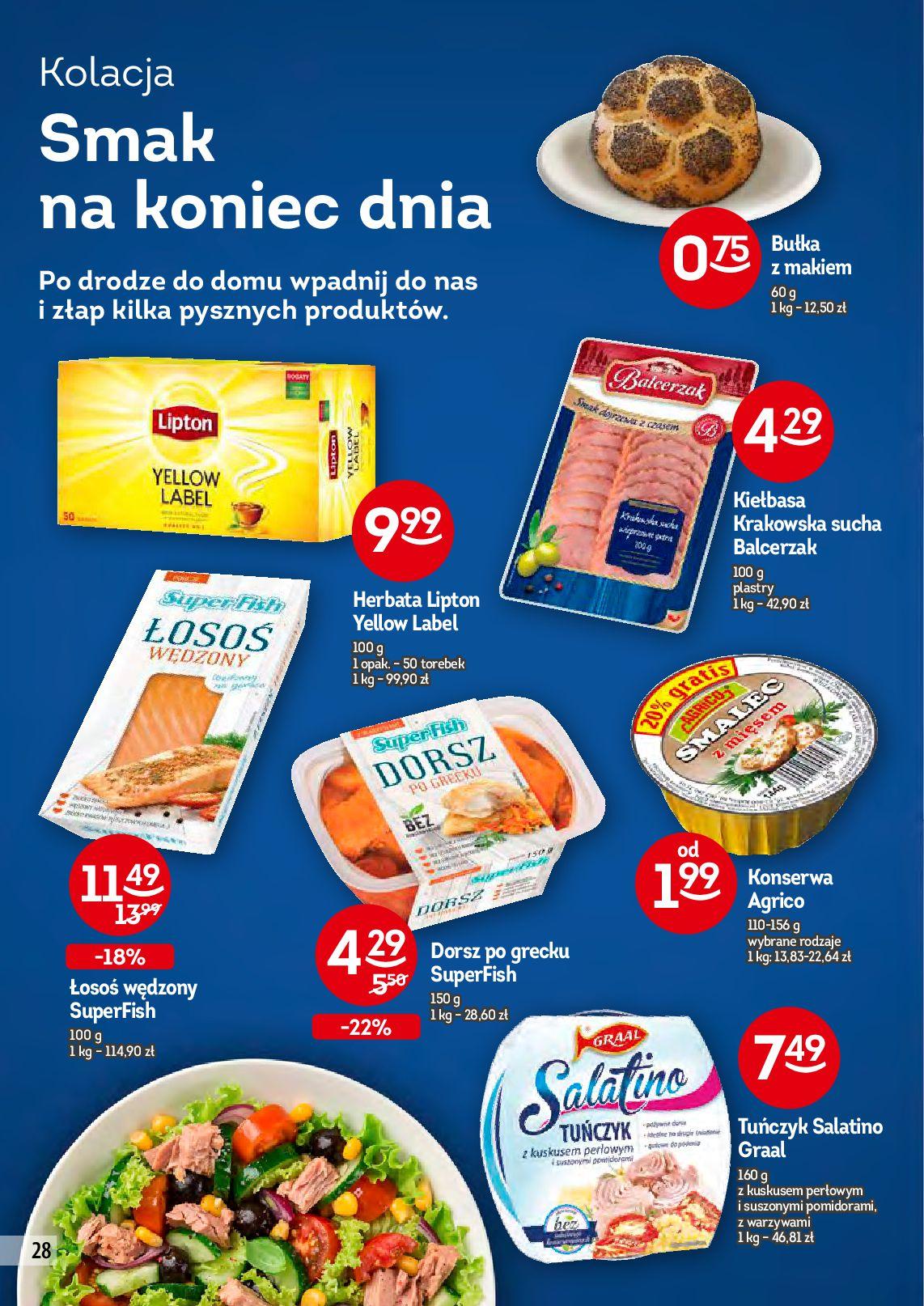 Gazetka Żabka - Oferta promocyjna-13.08.2019-27.08.2019-page-28