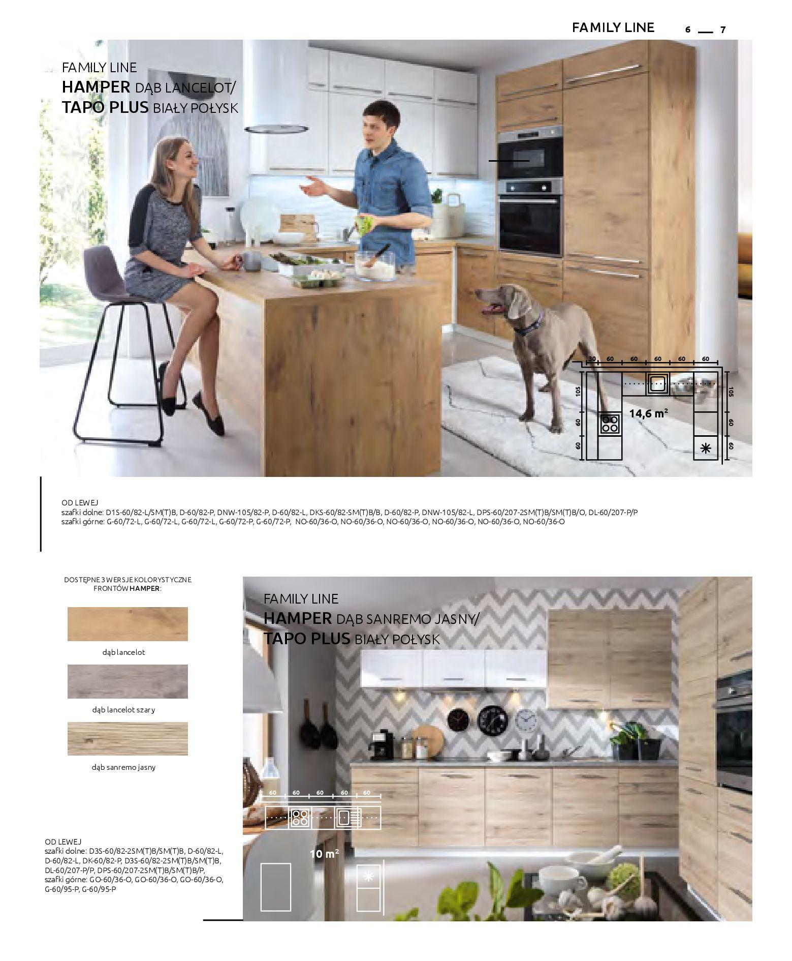 Gazetka Black Red White: Katalog - Kuchnie modułowe 2019-04-01 page-7